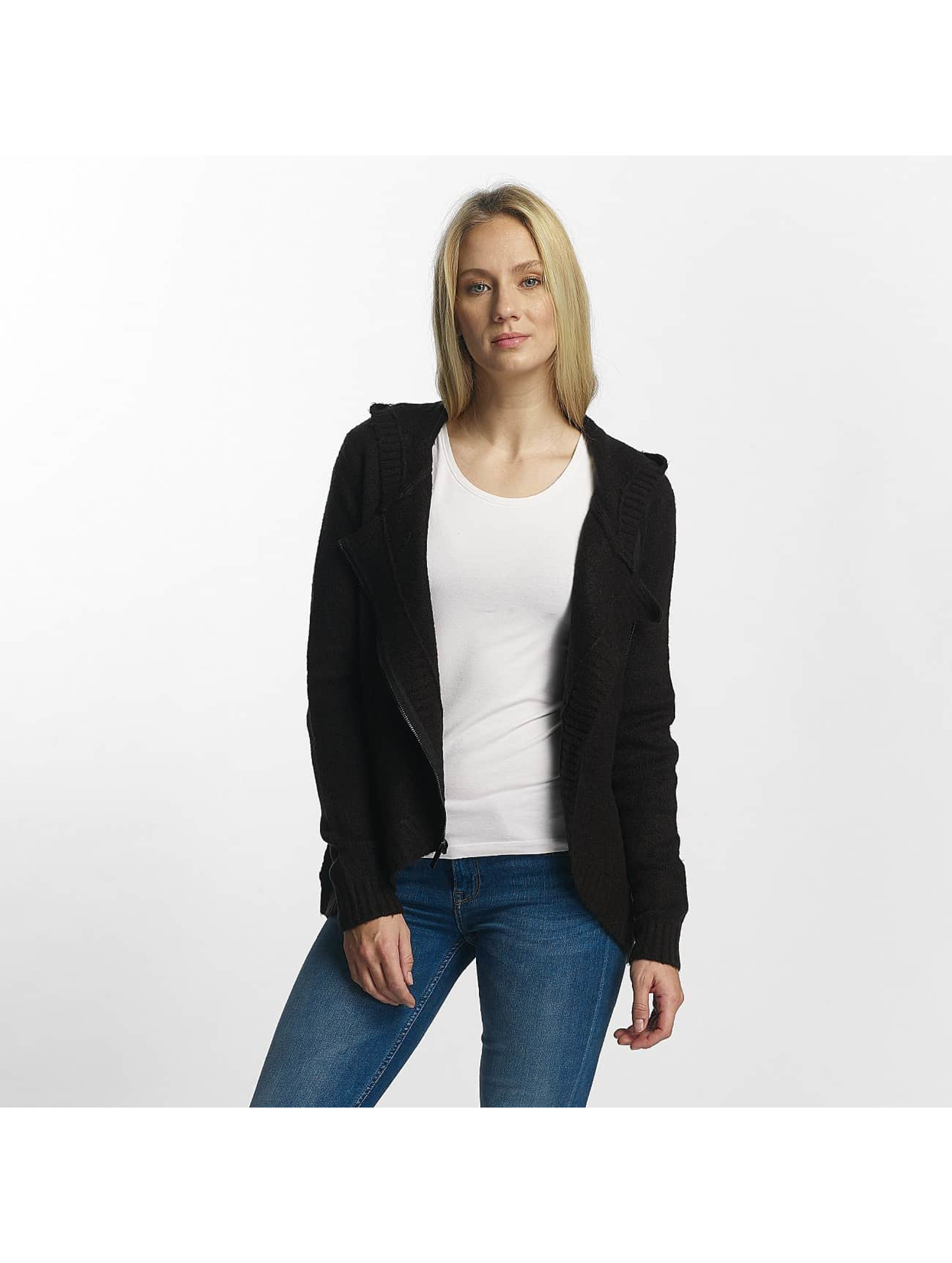 Bench Sweat capuche zippé Asymmetric noir