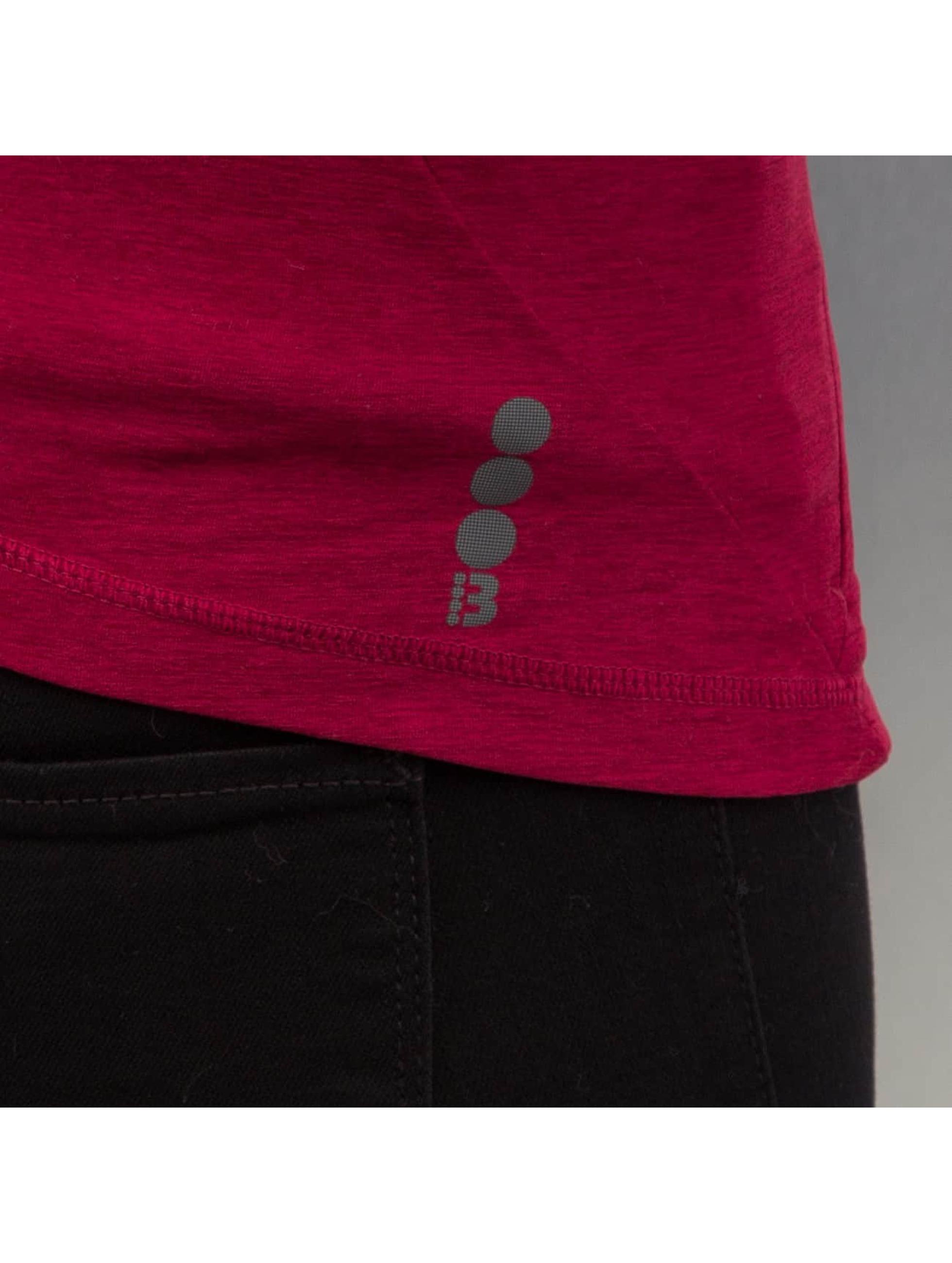 Bench Sweat capuche zippé Performance Sultry B rouge