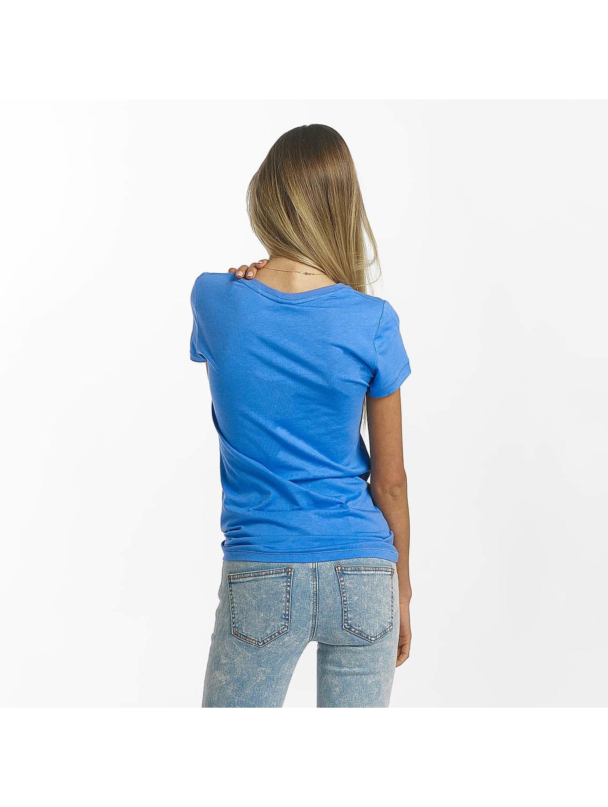 Bench T-paidat Slim Logo sininen