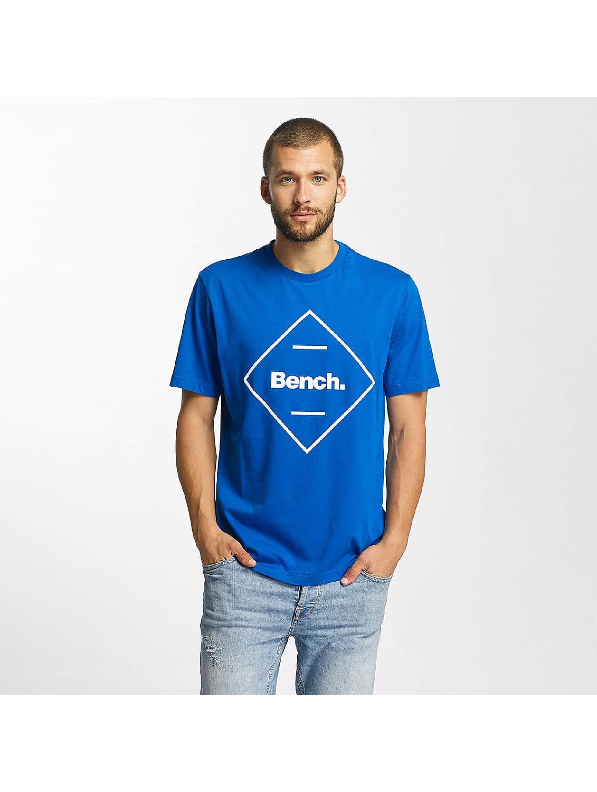Bench t-shirt Corp blauw