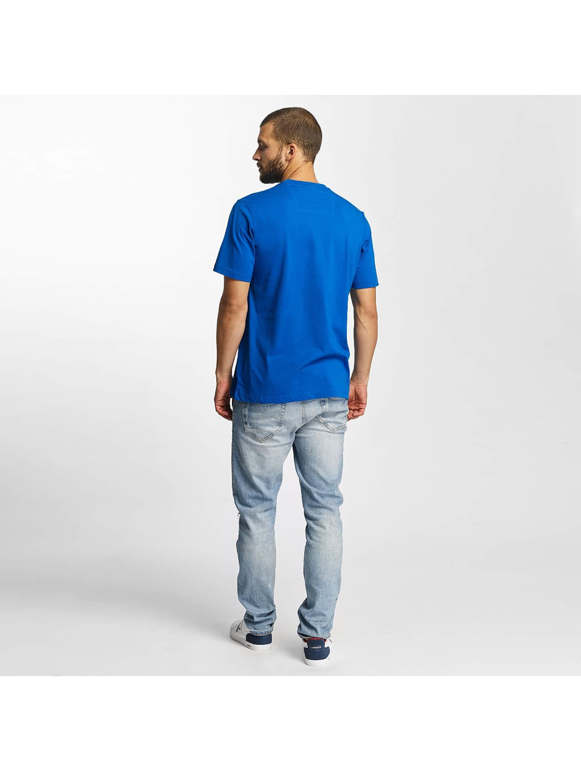 Bench T-Shirt Corp bleu