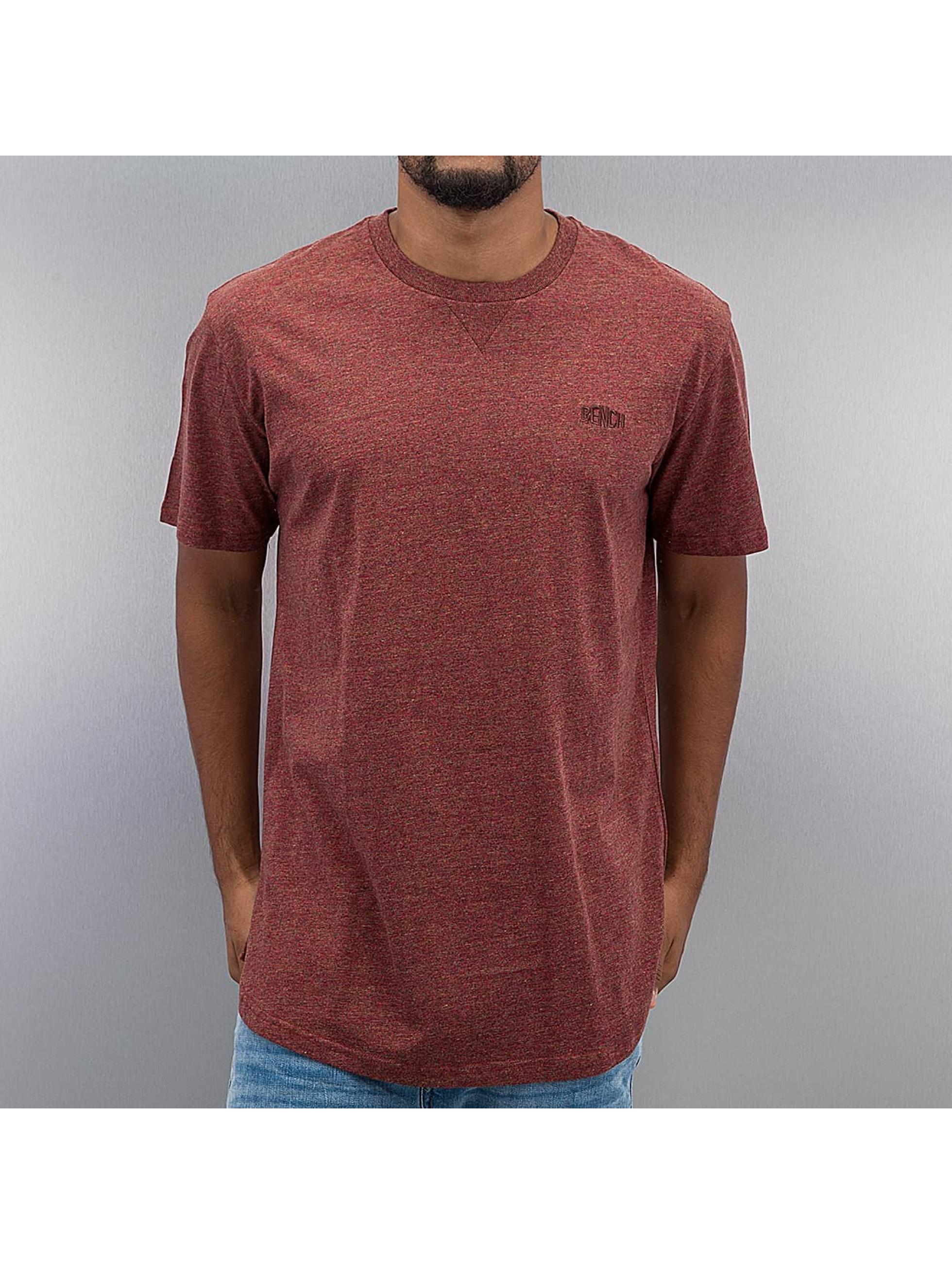 Bench T-Shirt Hermit braun