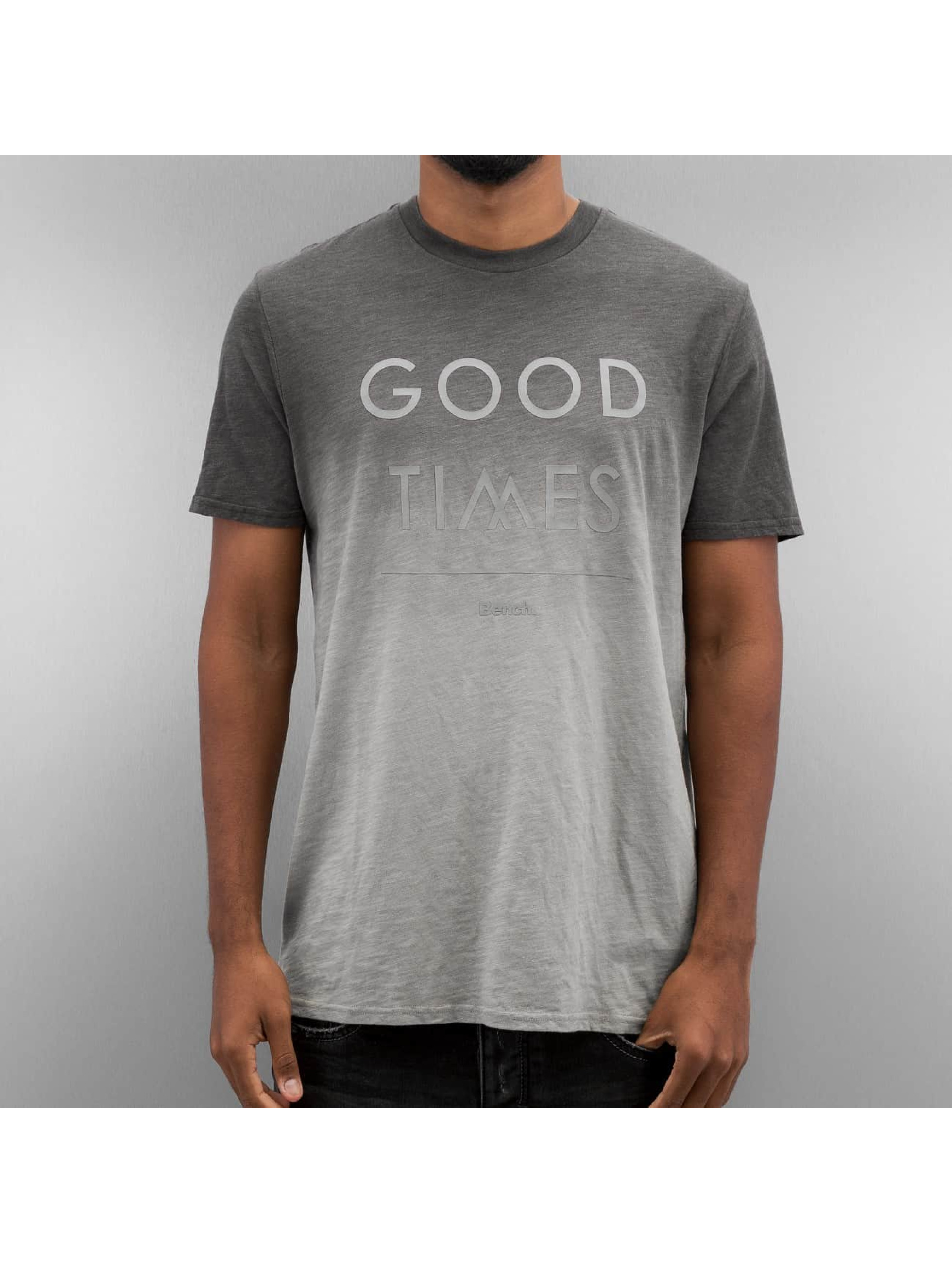 Bench T-Shirt Demense grau