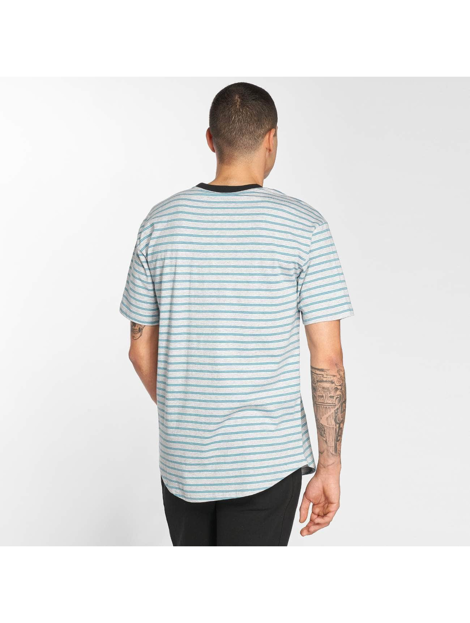 Bench T-Shirt Striped grau