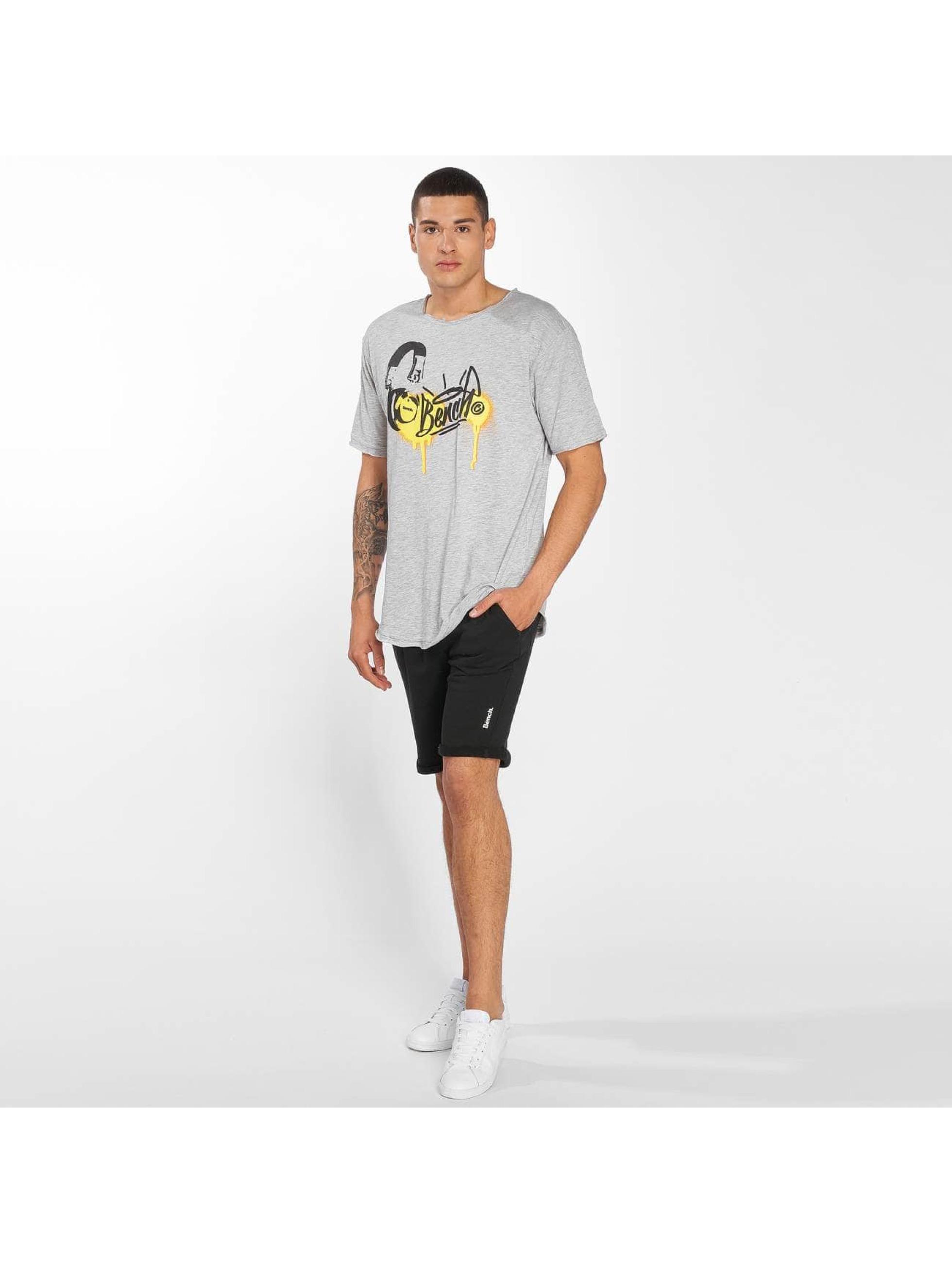 Bench T-Shirt Graphic grau