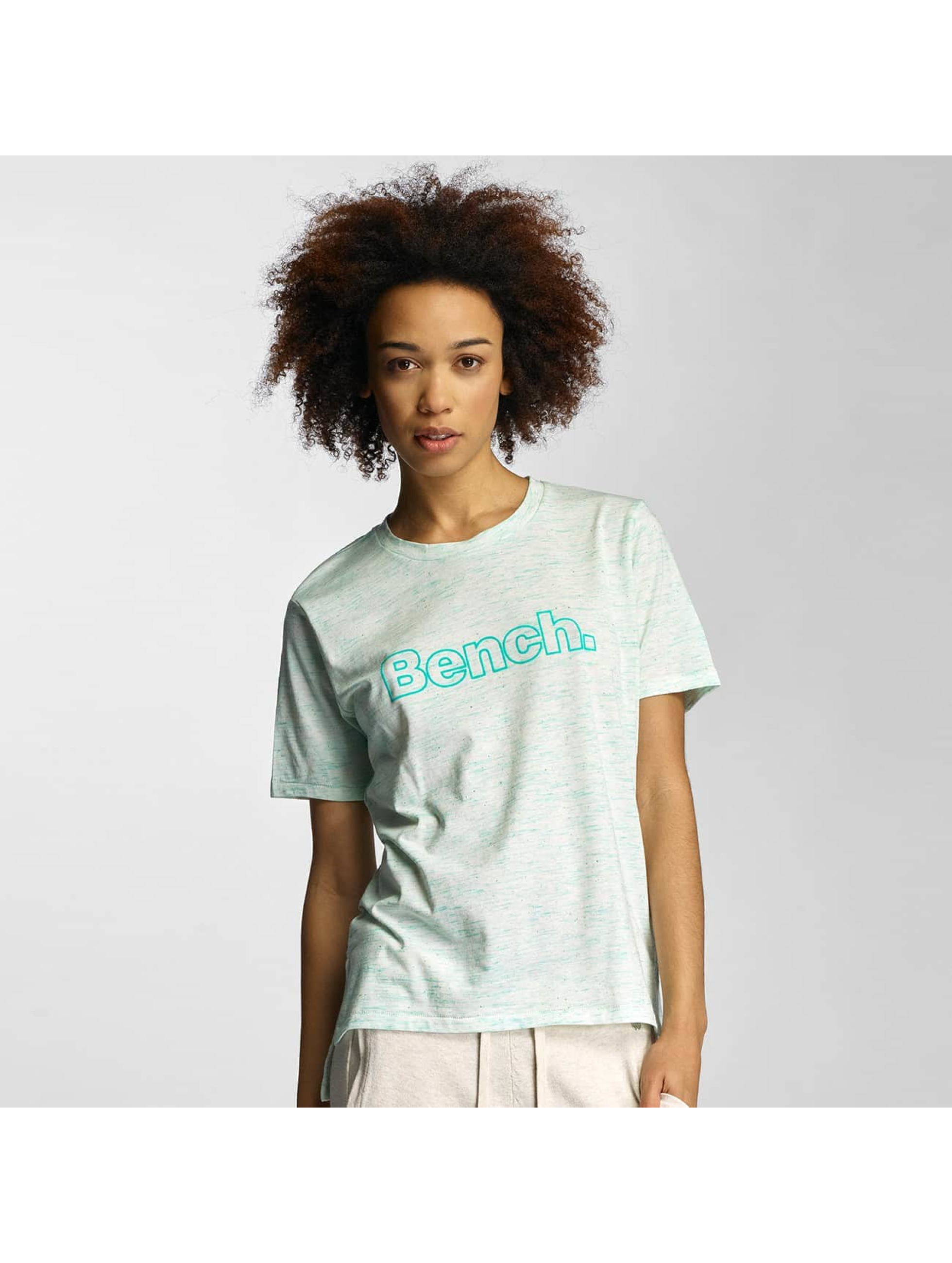 Bench T-Shirt Synchronization green