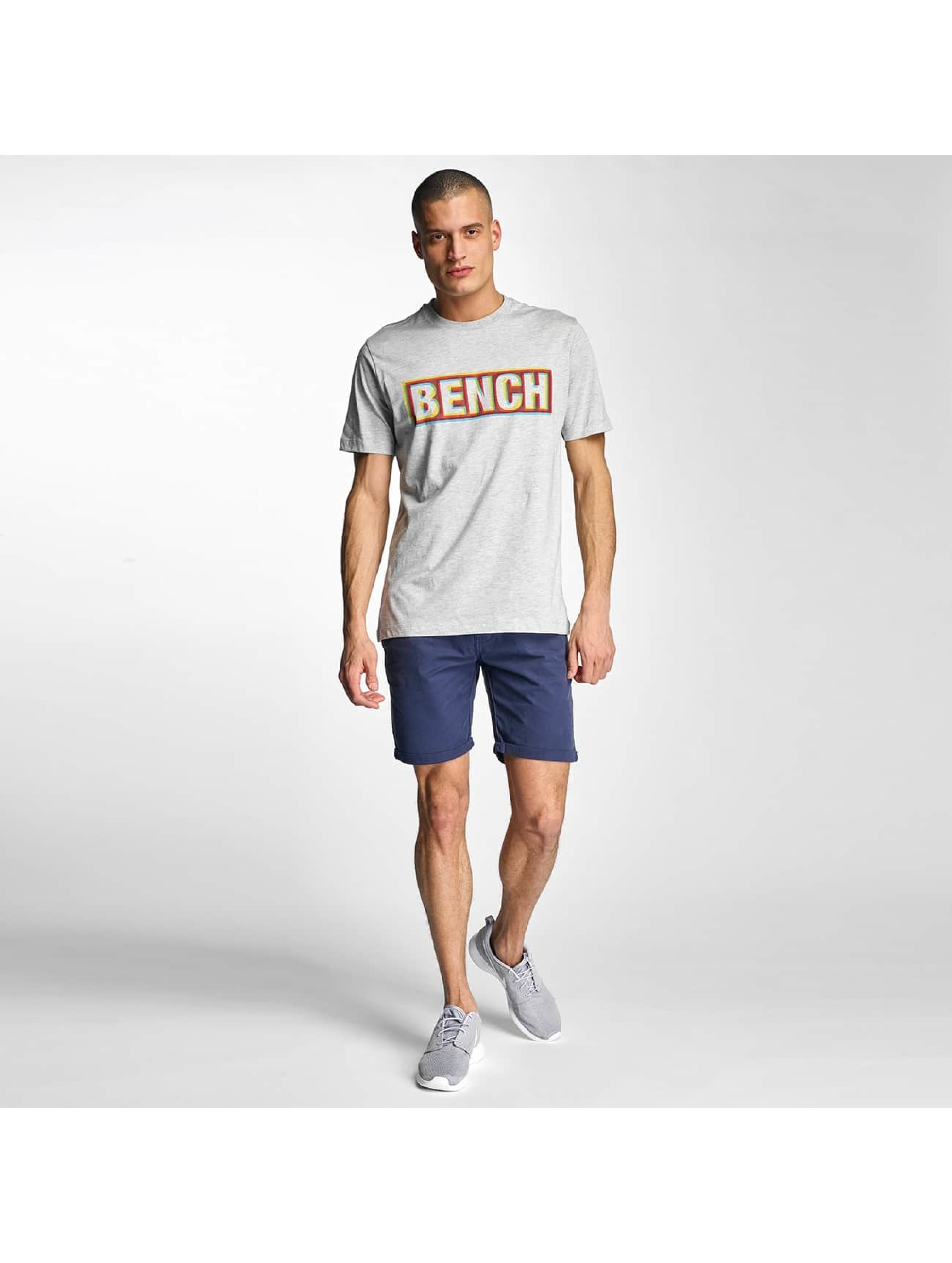 Bench T-Shirt Logo grey