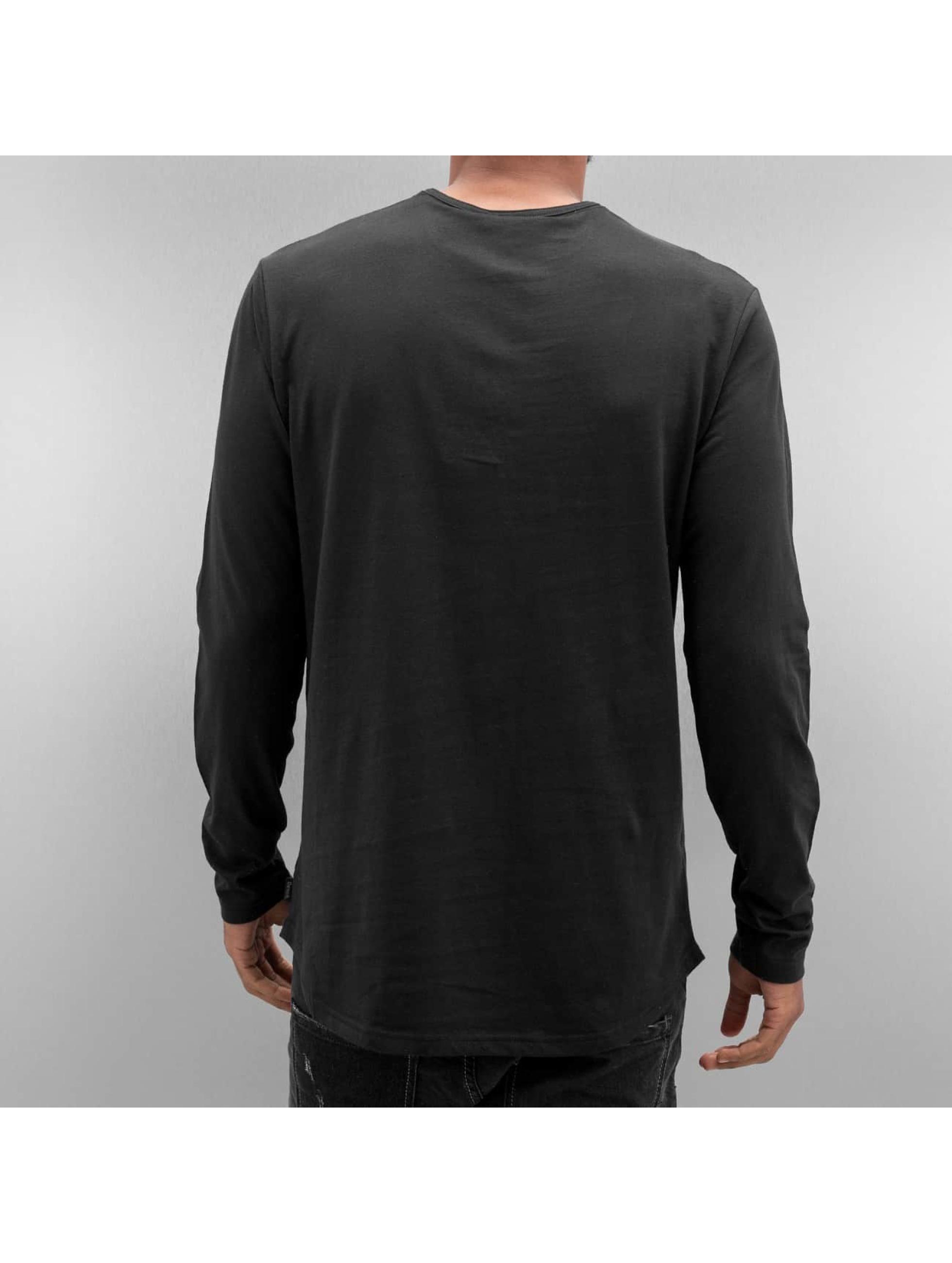 Bench T-Shirt manches longues Dynamism noir