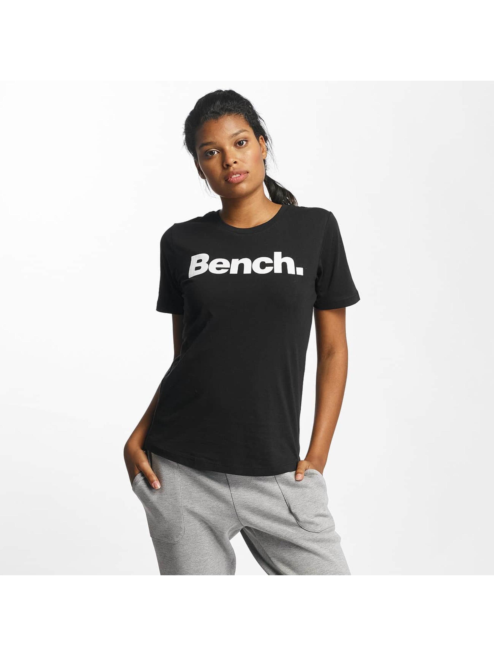 Bench T-shirt Core Logo nero