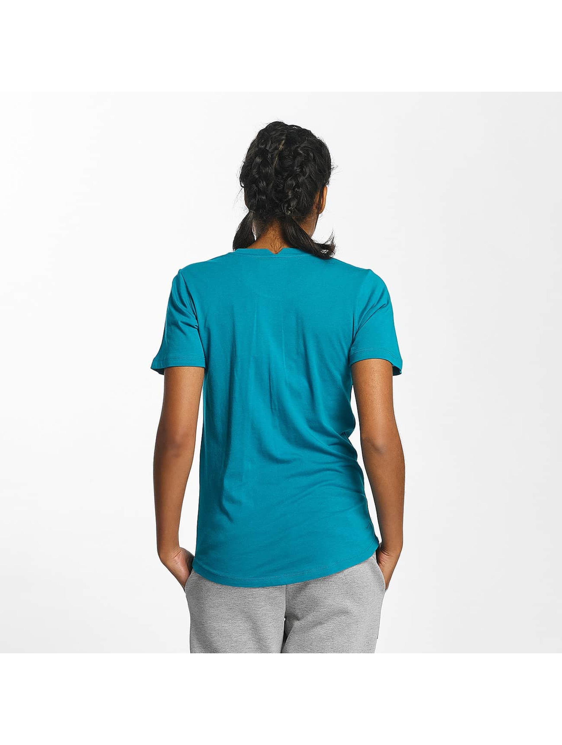 Bench T-Shirt Core Logo türkis