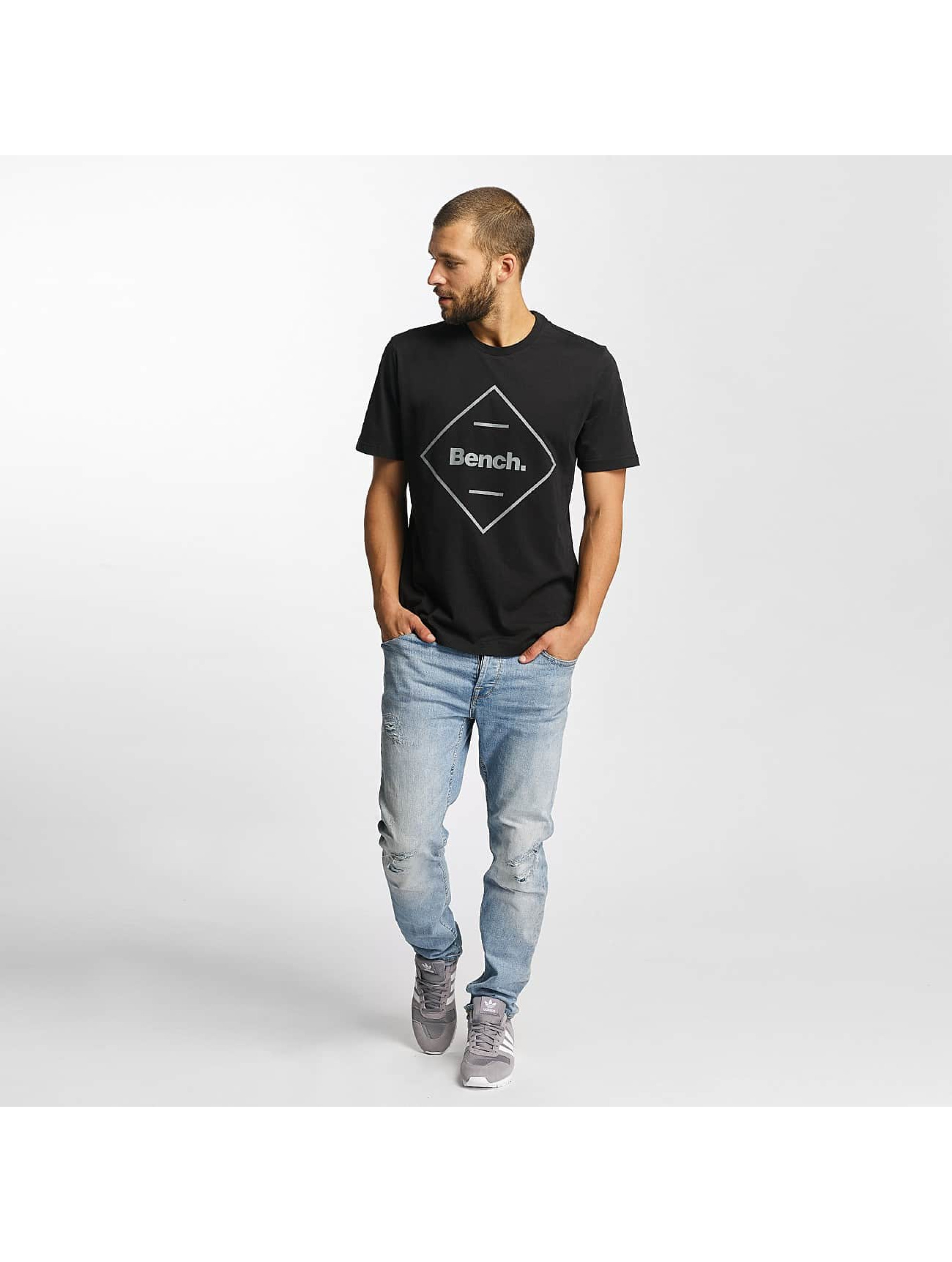 Bench t-shirt Corp zwart
