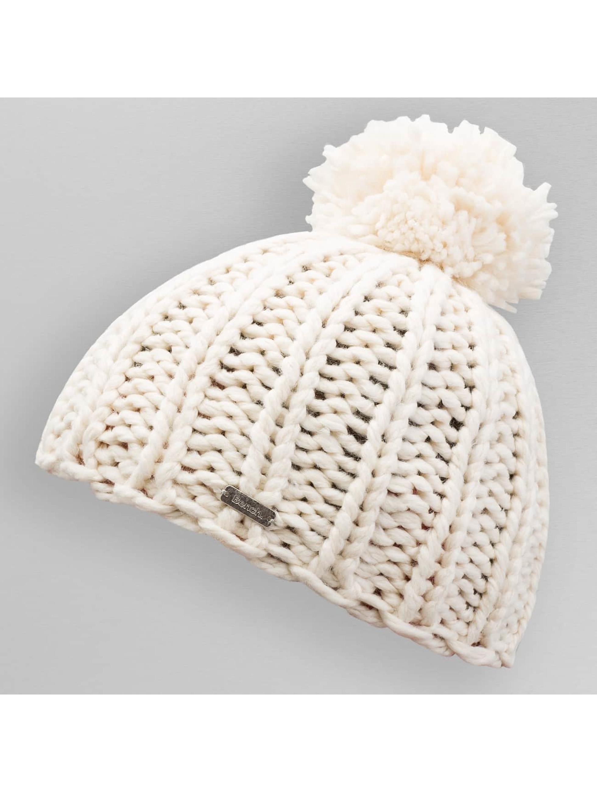 Bench Talvipäähineet Heedful Rib Knit beige