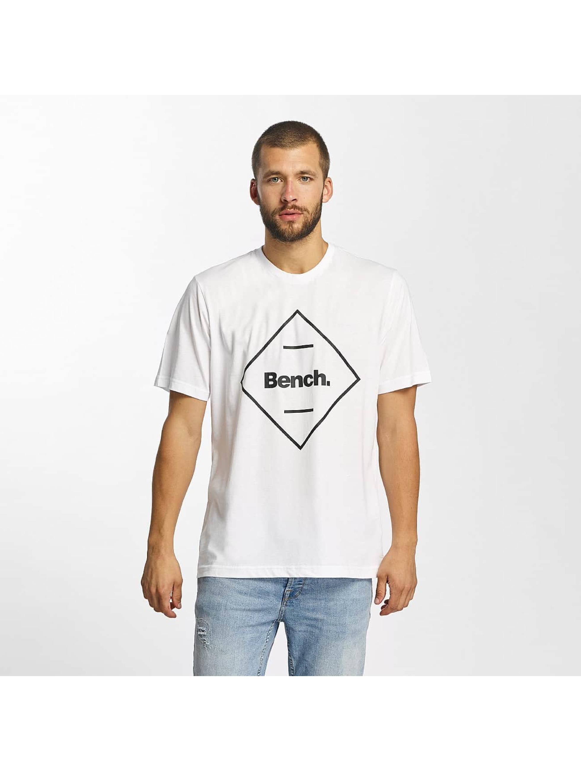 Bench Trika Corp bílý