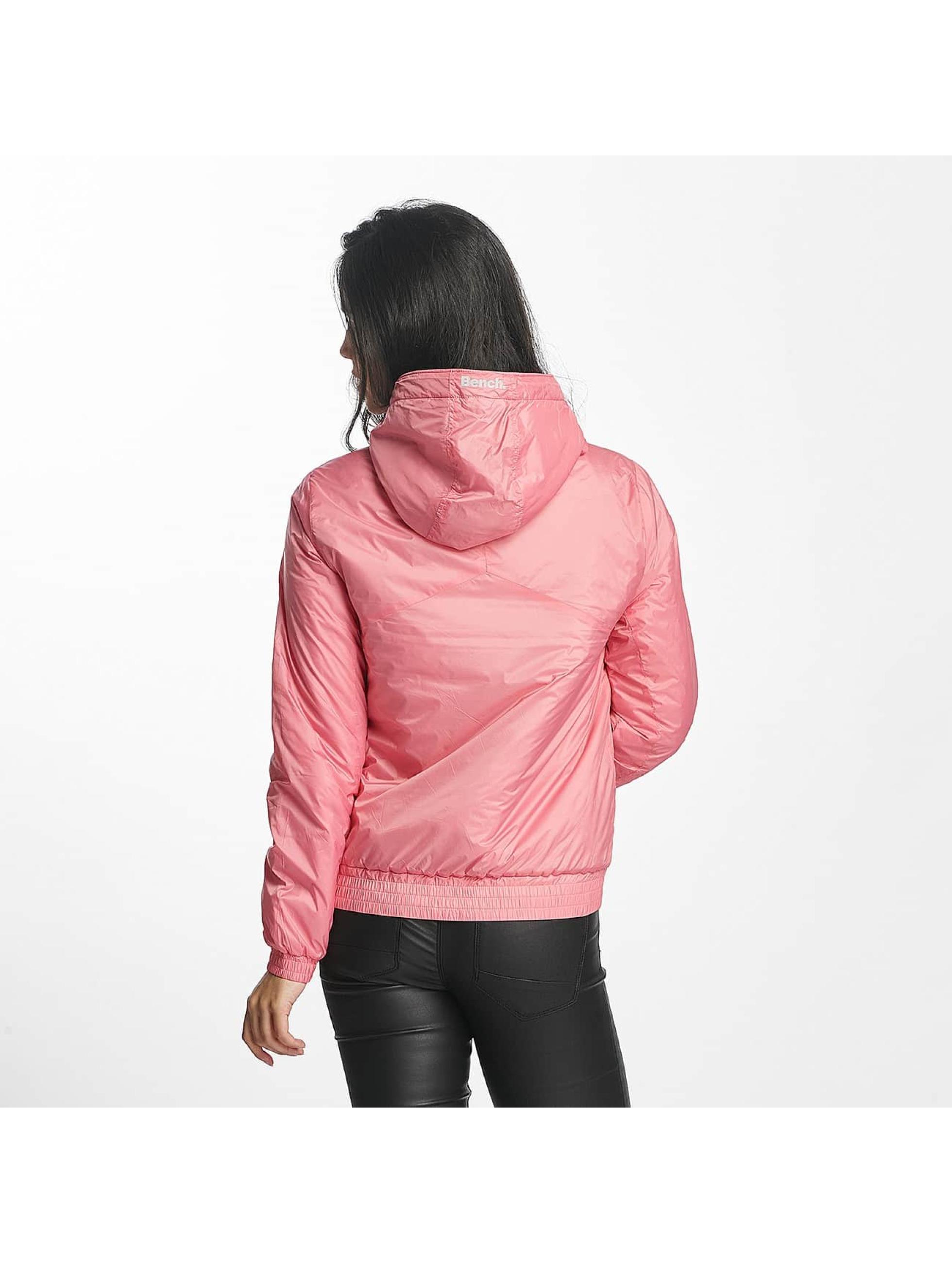 Bench Übergangsjacke Light Padded rosa