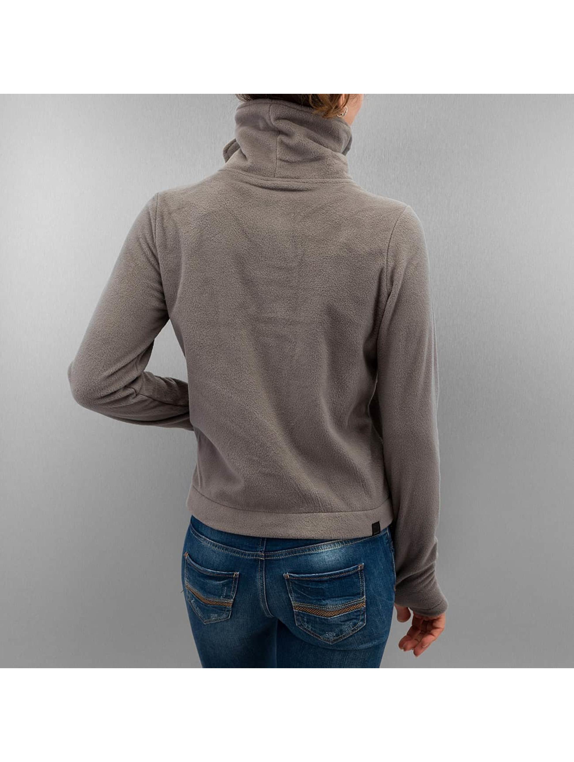 Bench Veste mi-saison légère Difference Fleece Jacket gris