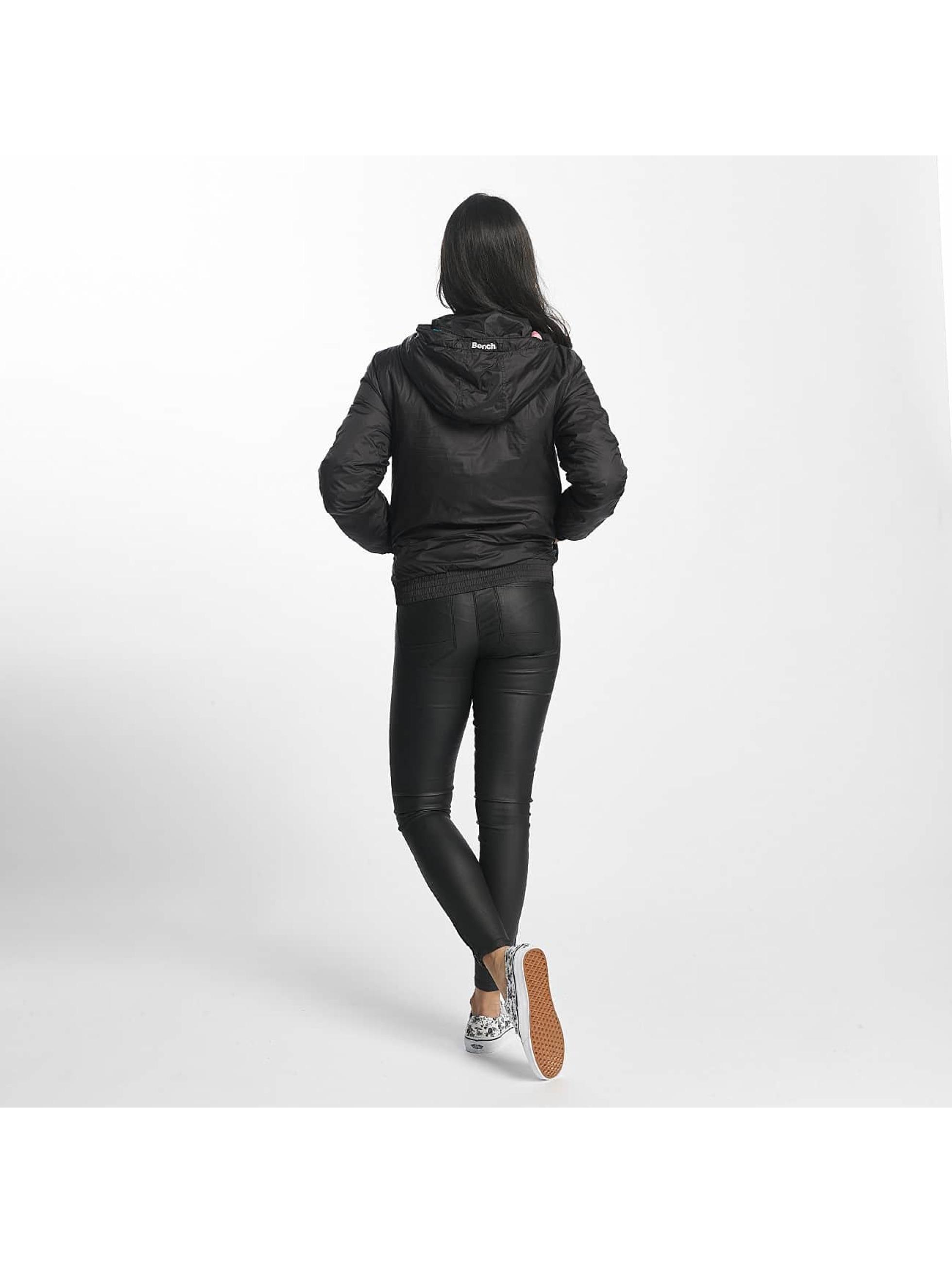 Bench Veste mi-saison légère Light Padded noir