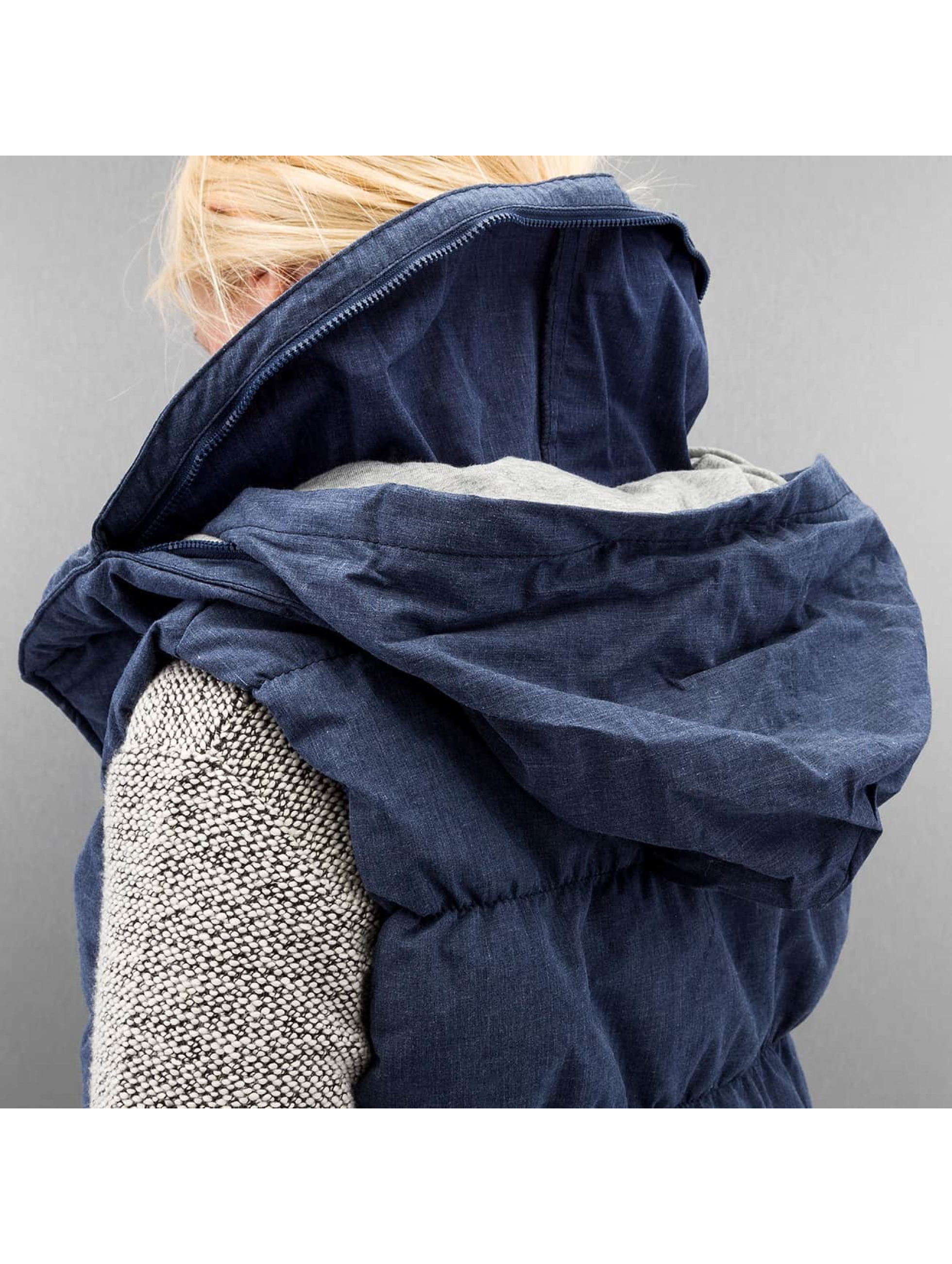 Bench Veste sans manche Vest bleu
