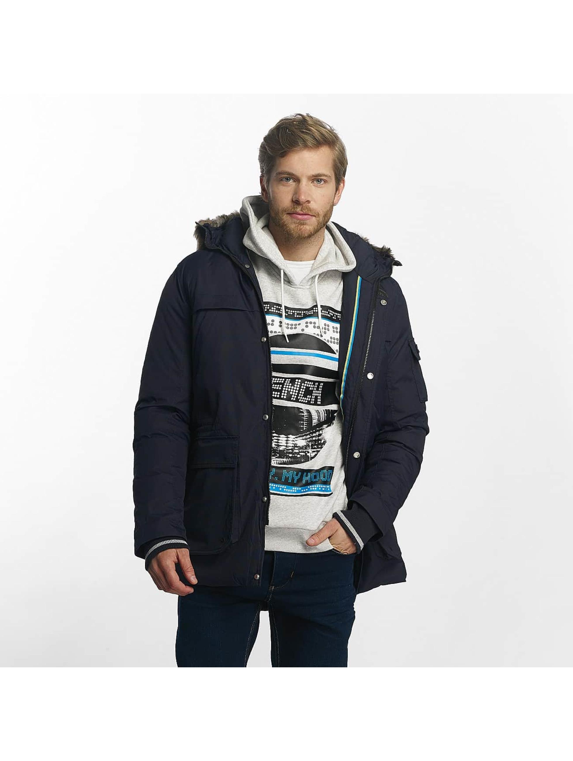 Bench Vinterjakke BLMK001056 blå