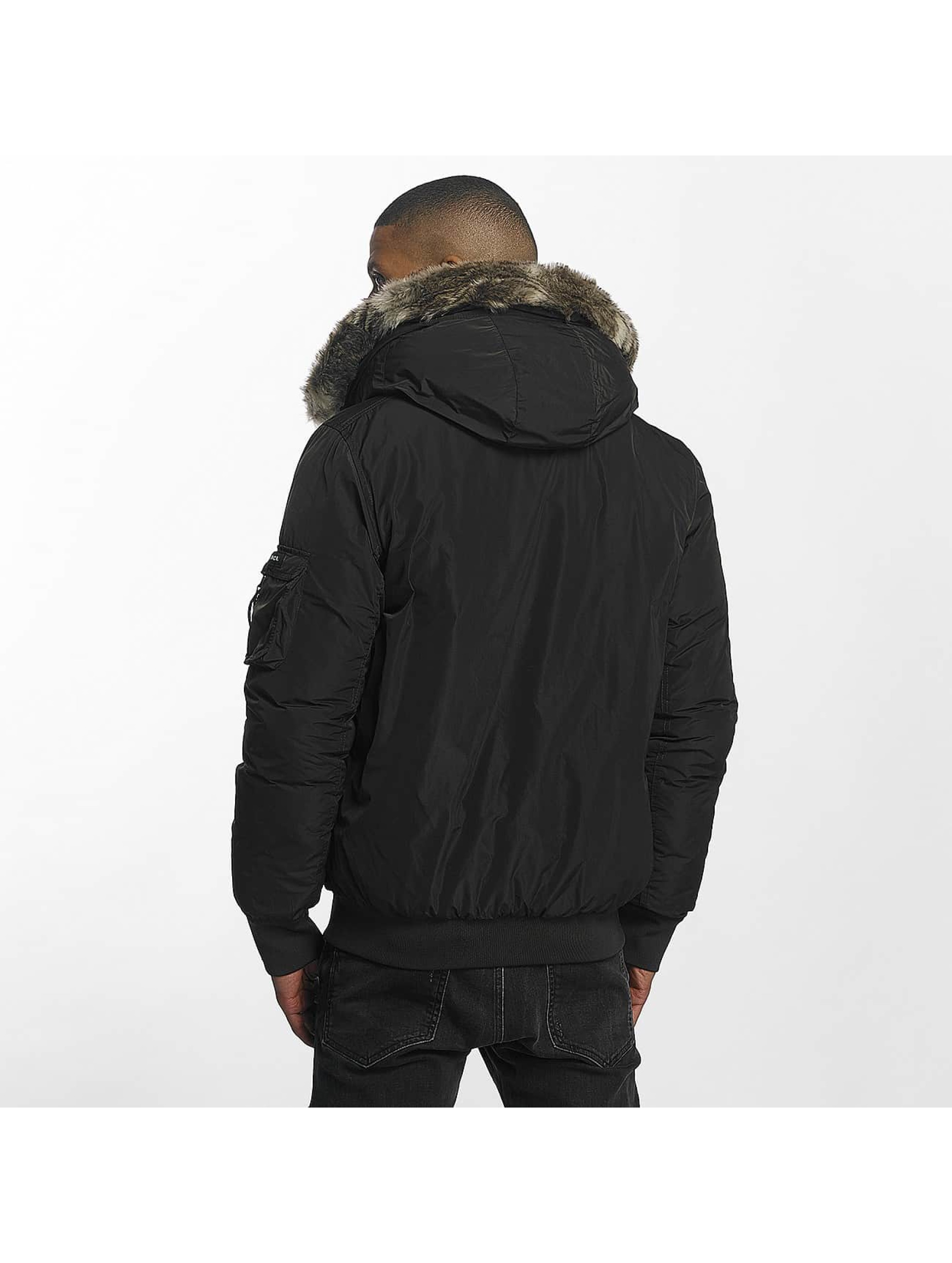 Bench Winter Jacket Nomens gray