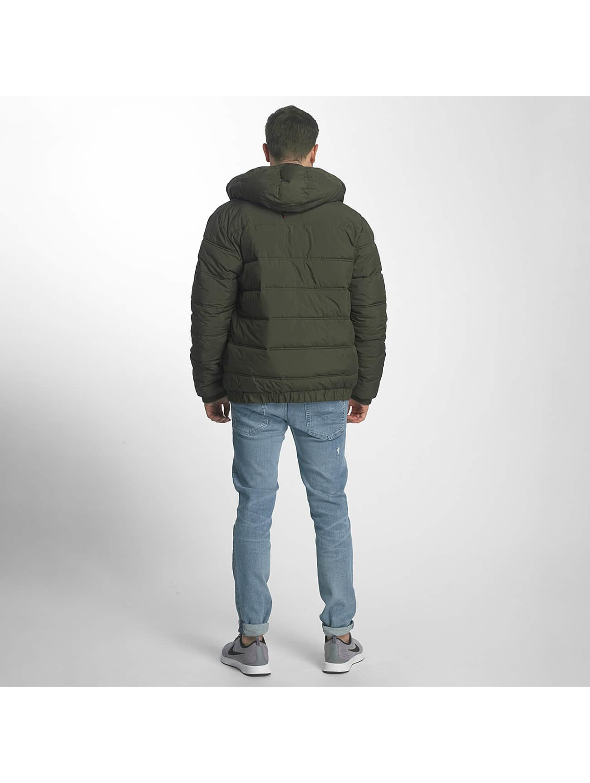 Bench Winter Jacket Schoolboy green