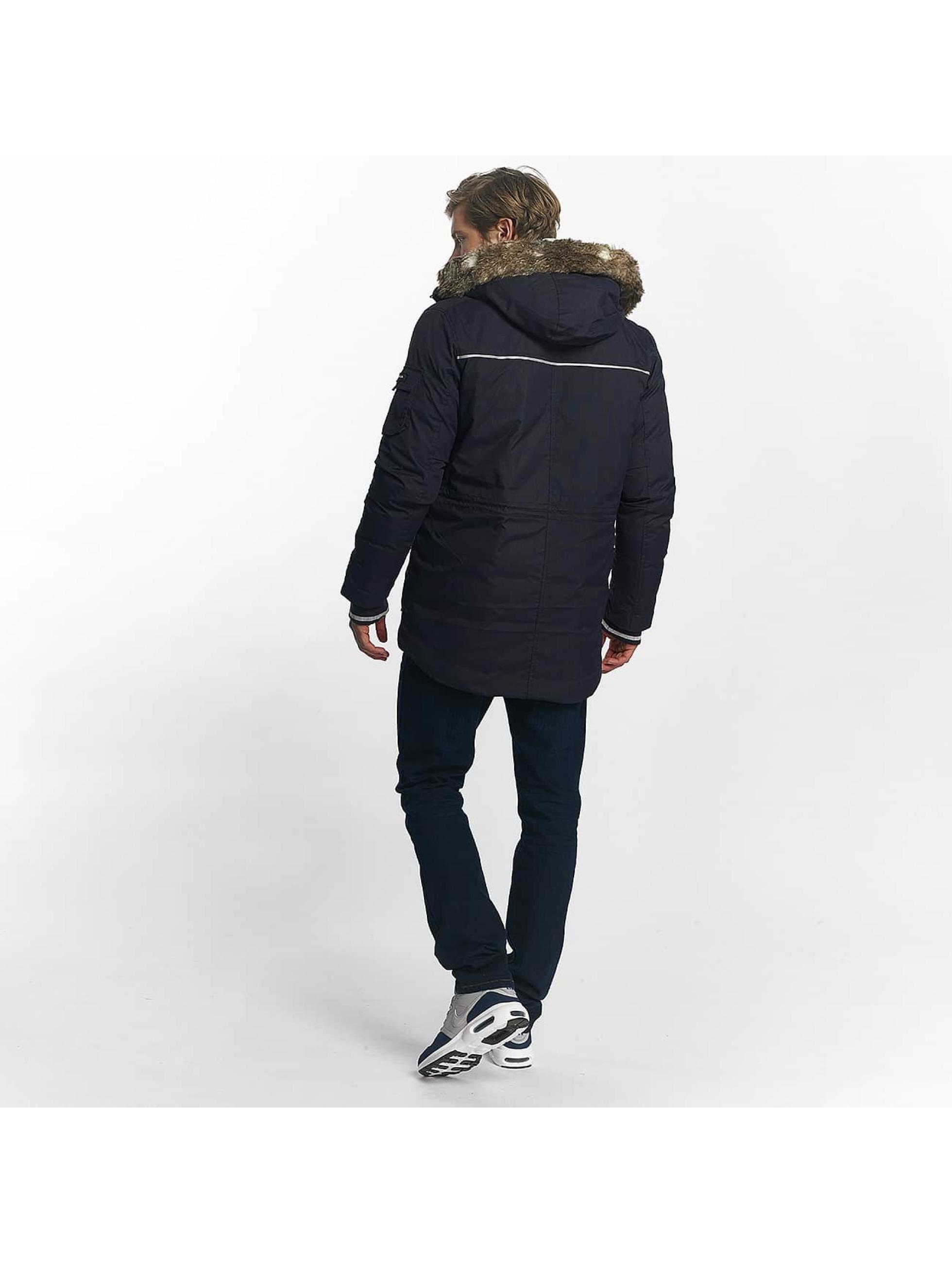 Bench Winterjacke BLMK001056 blau
