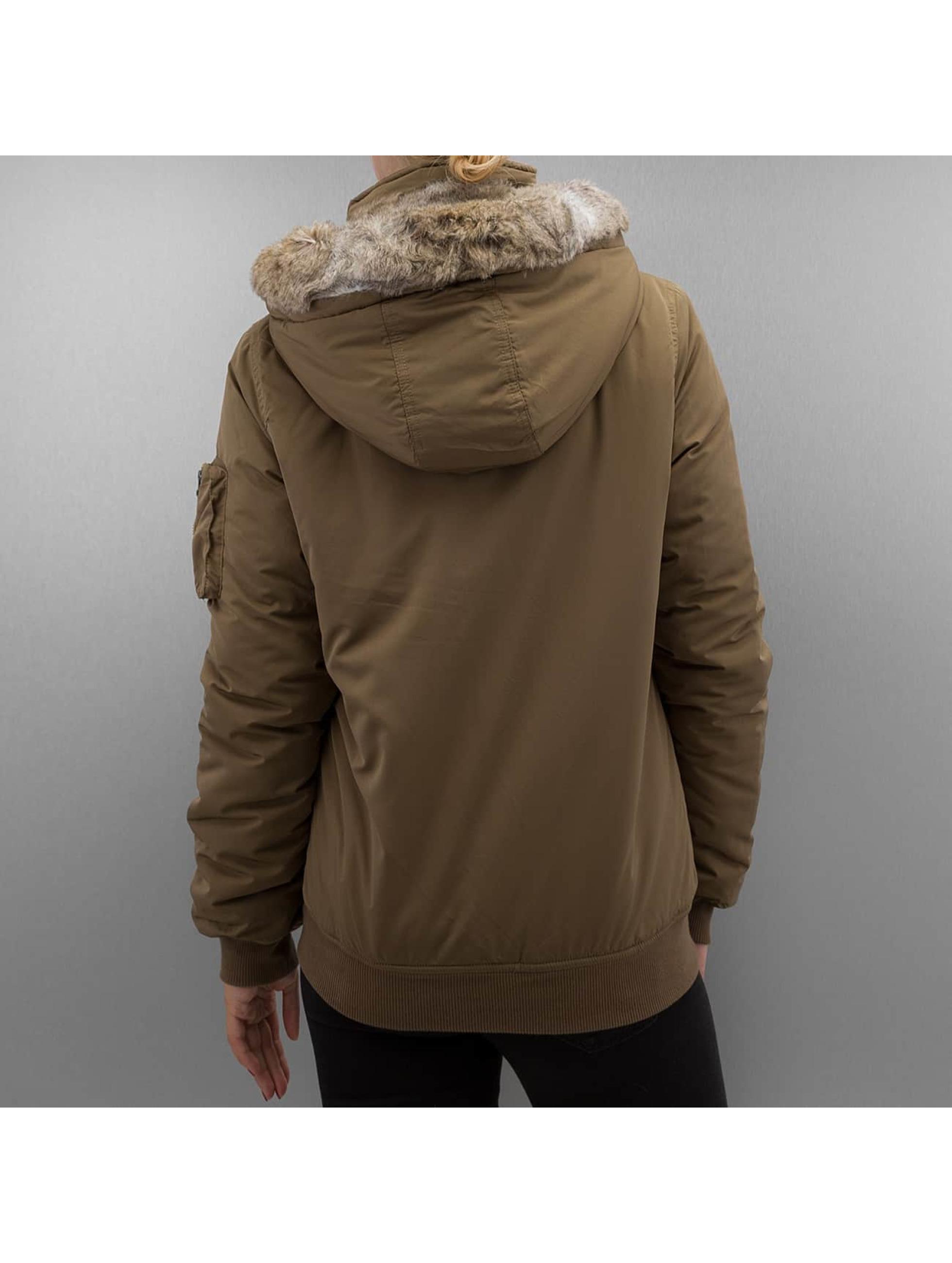 Bench winterjas Programme khaki