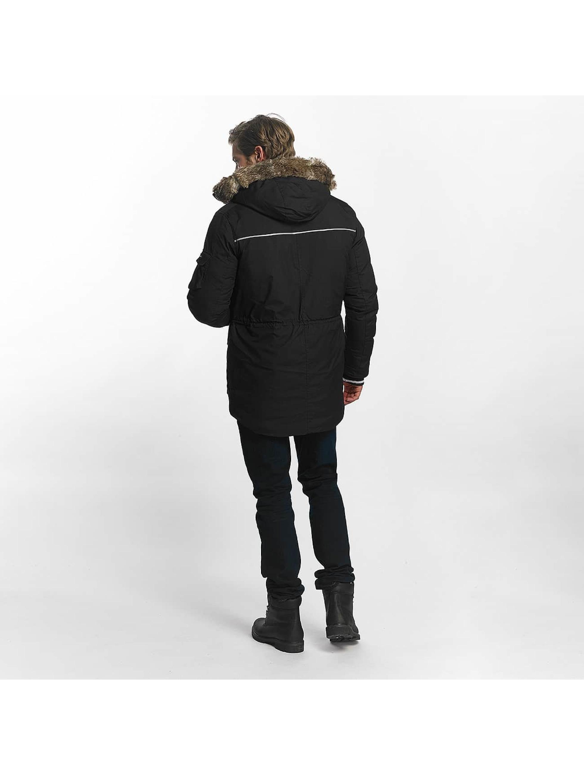 Bench winterjas Nomens zwart