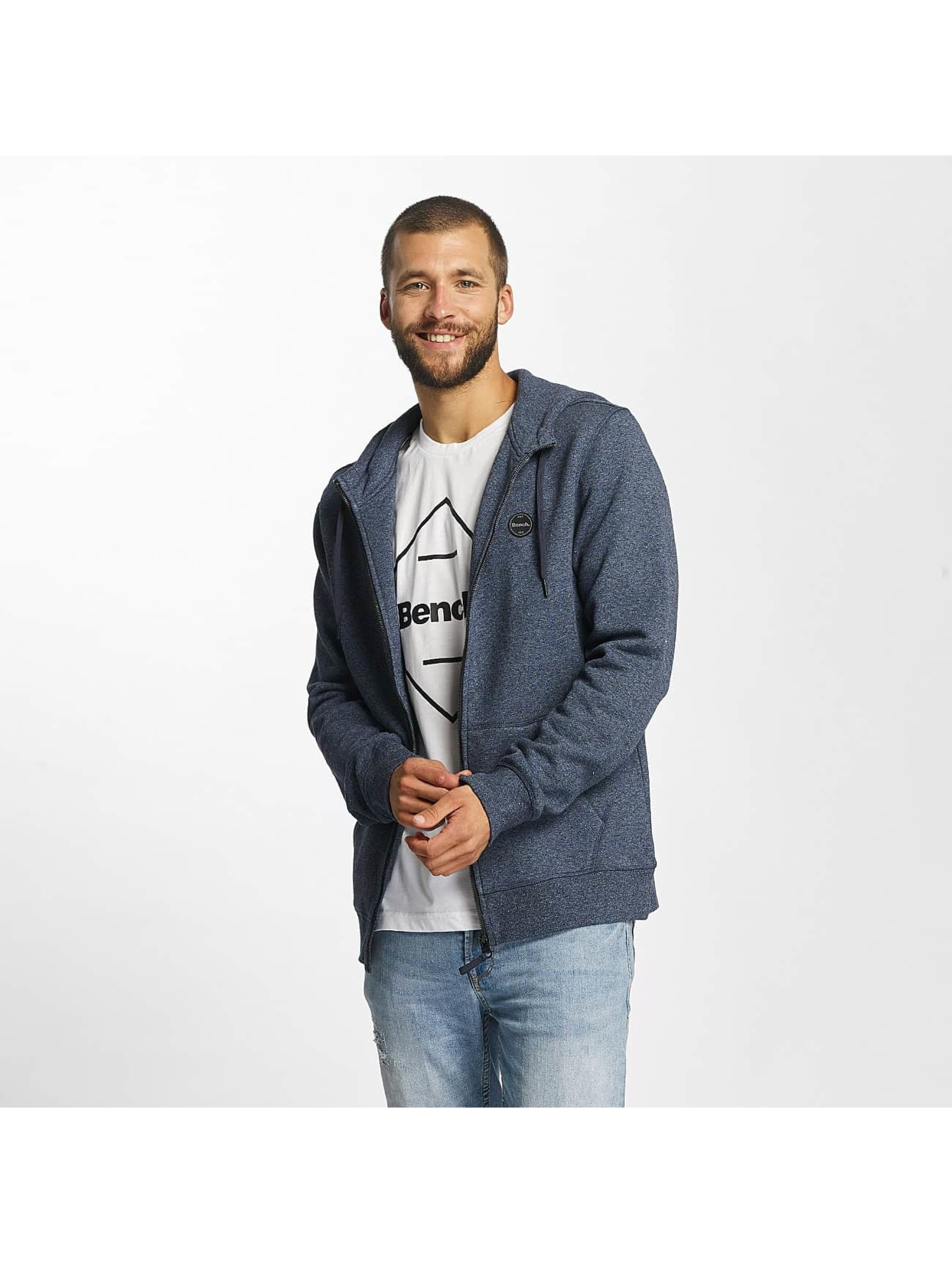 Bench Zip Hoodie Basic blue
