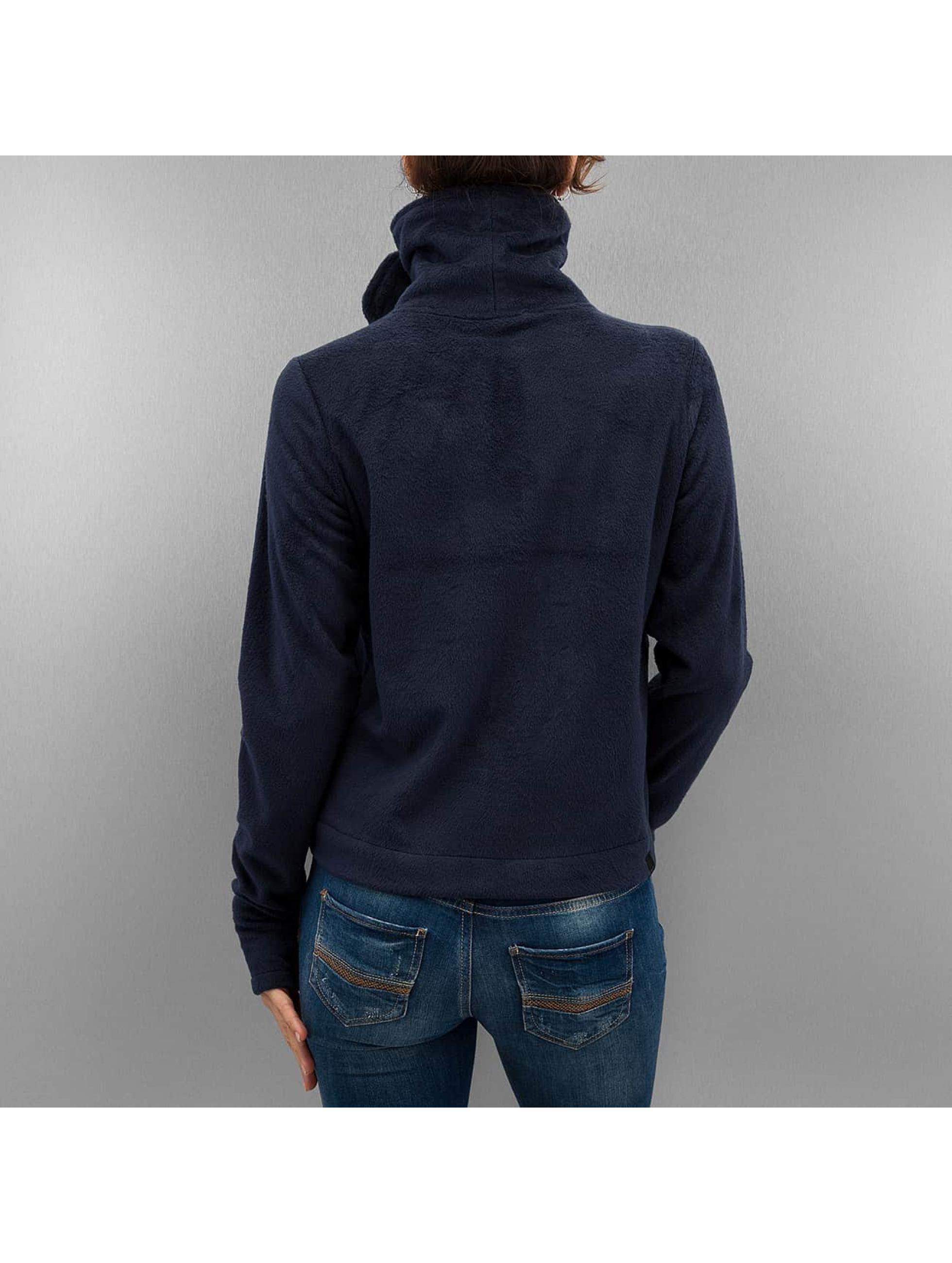 Bench Zomerjas Difference Fleece Jacket blauw