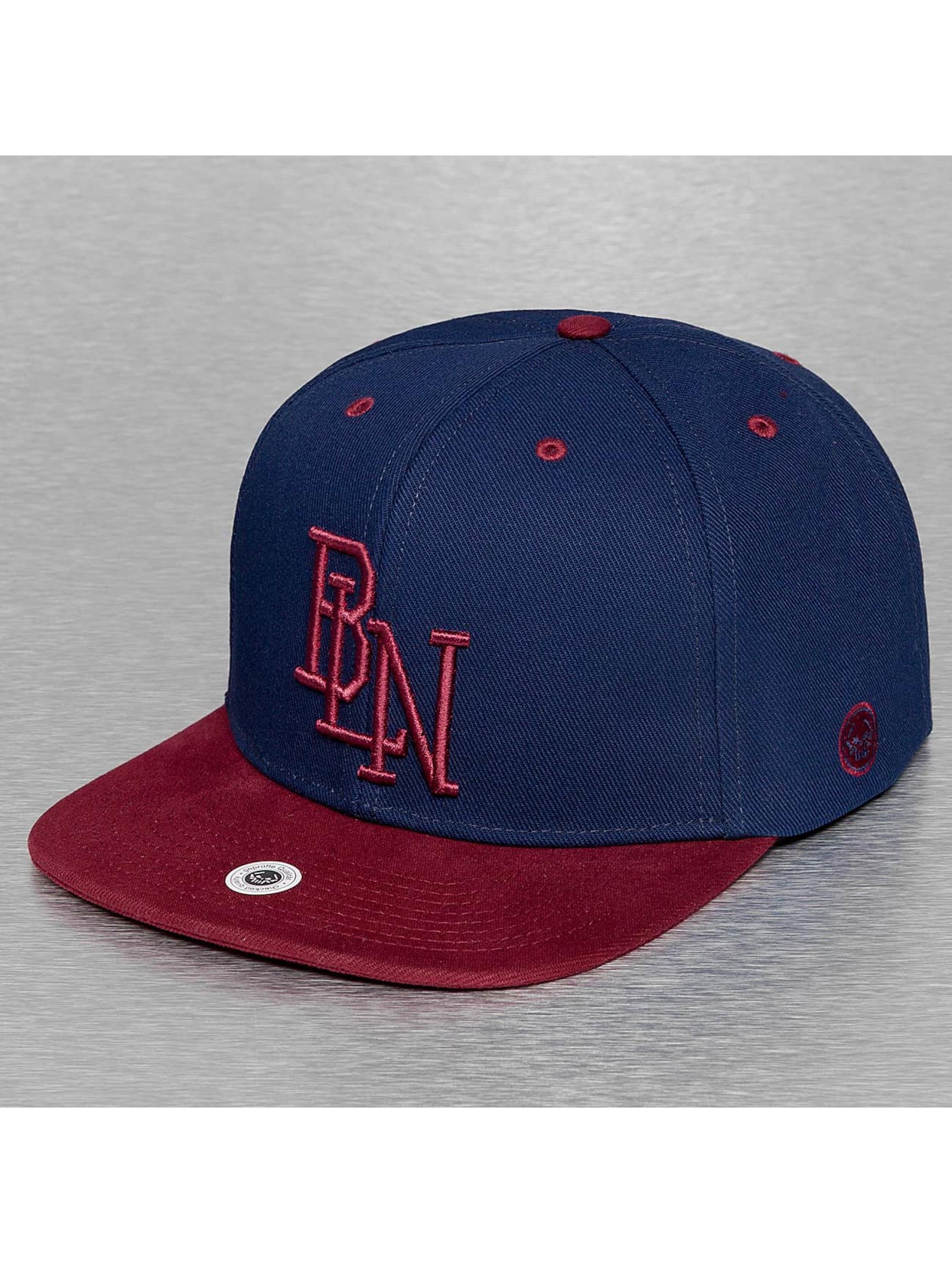 benra Snapback Cap bln blue