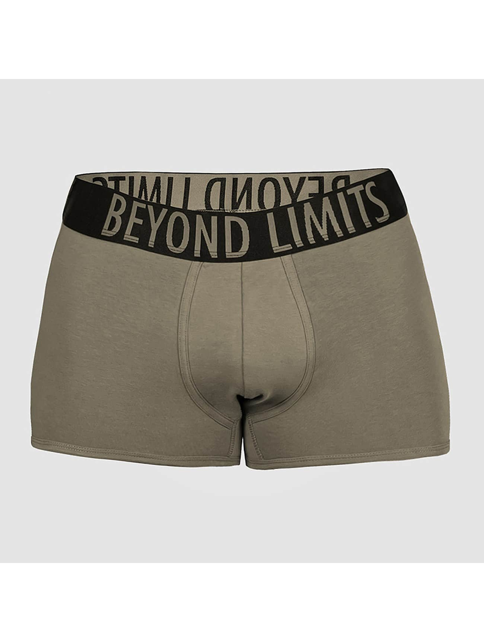 Beyond Limits Boxerky Moonwalker kaki
