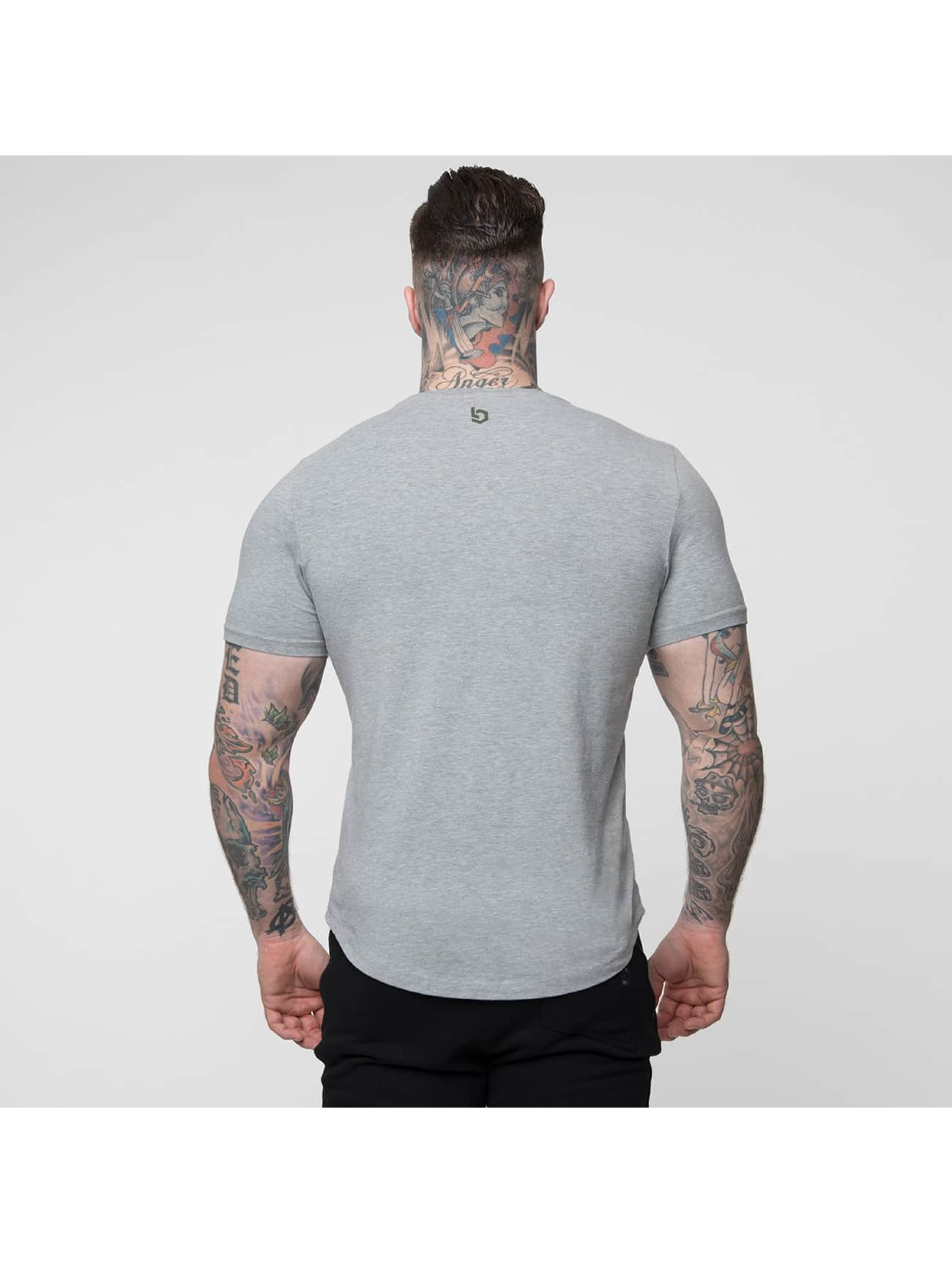 Beyond Limits Camiseta Signature gris