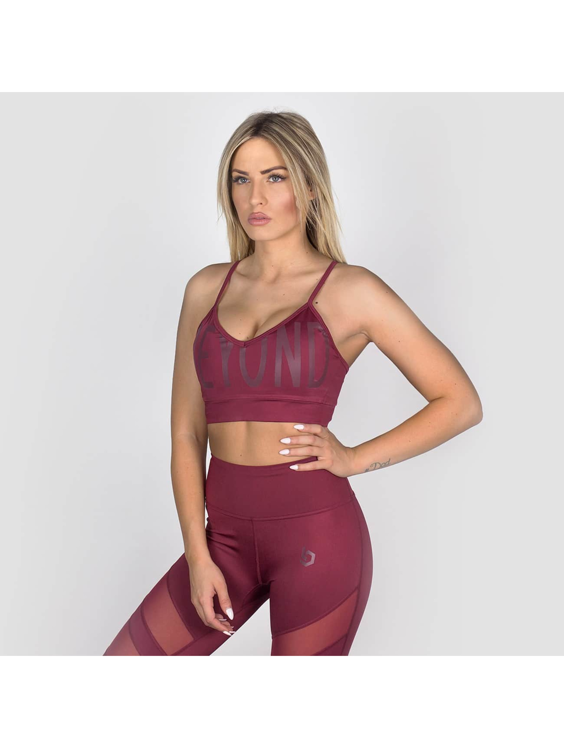 Beyond Limits Lingerie Triangle rouge
