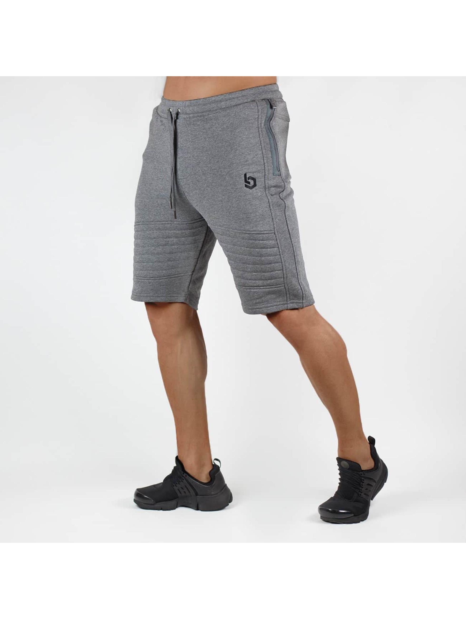 Beyond Limits Shorts Baseline grau