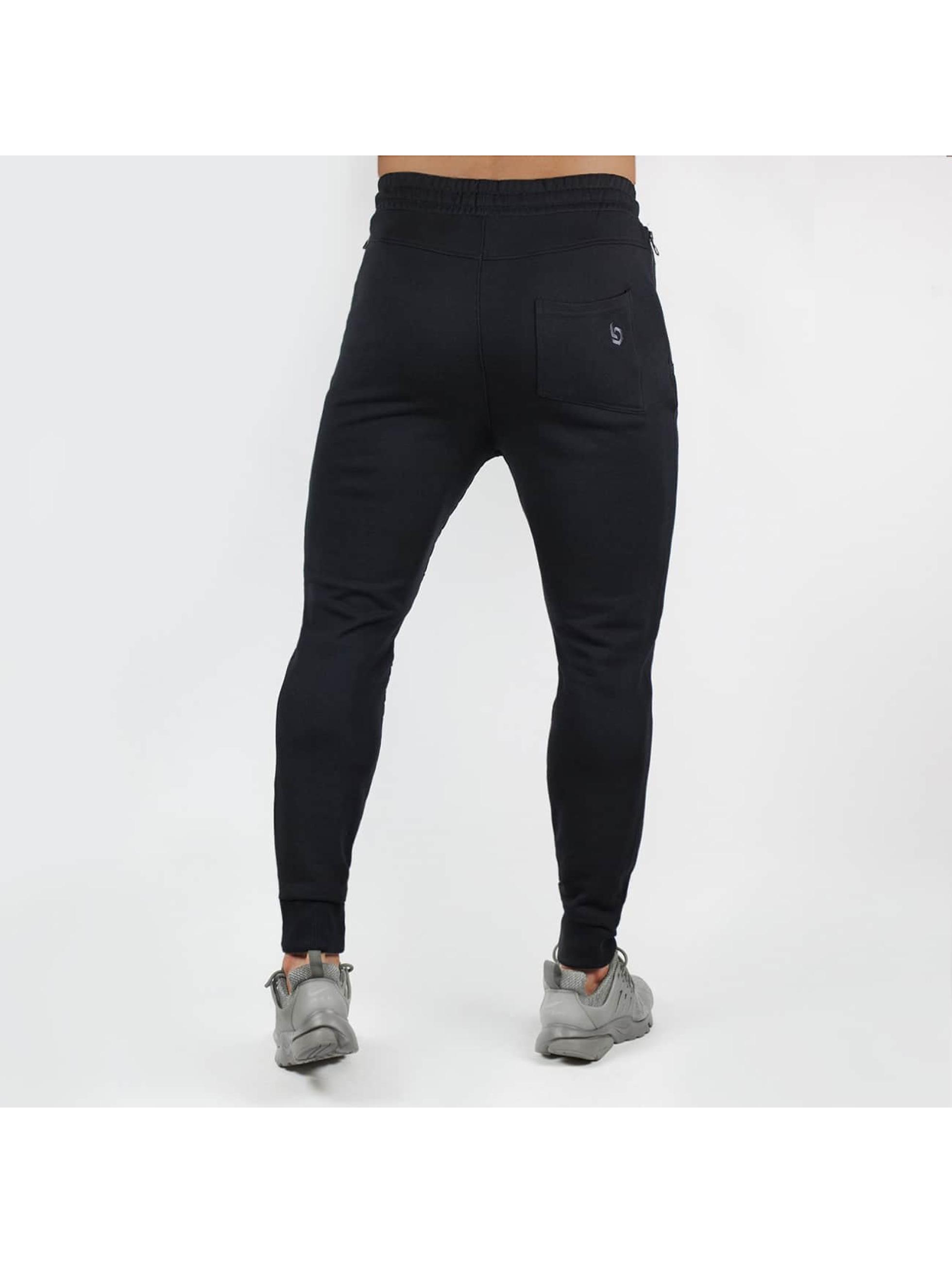 Beyond Limits Spodnie do joggingu Baseline czarny