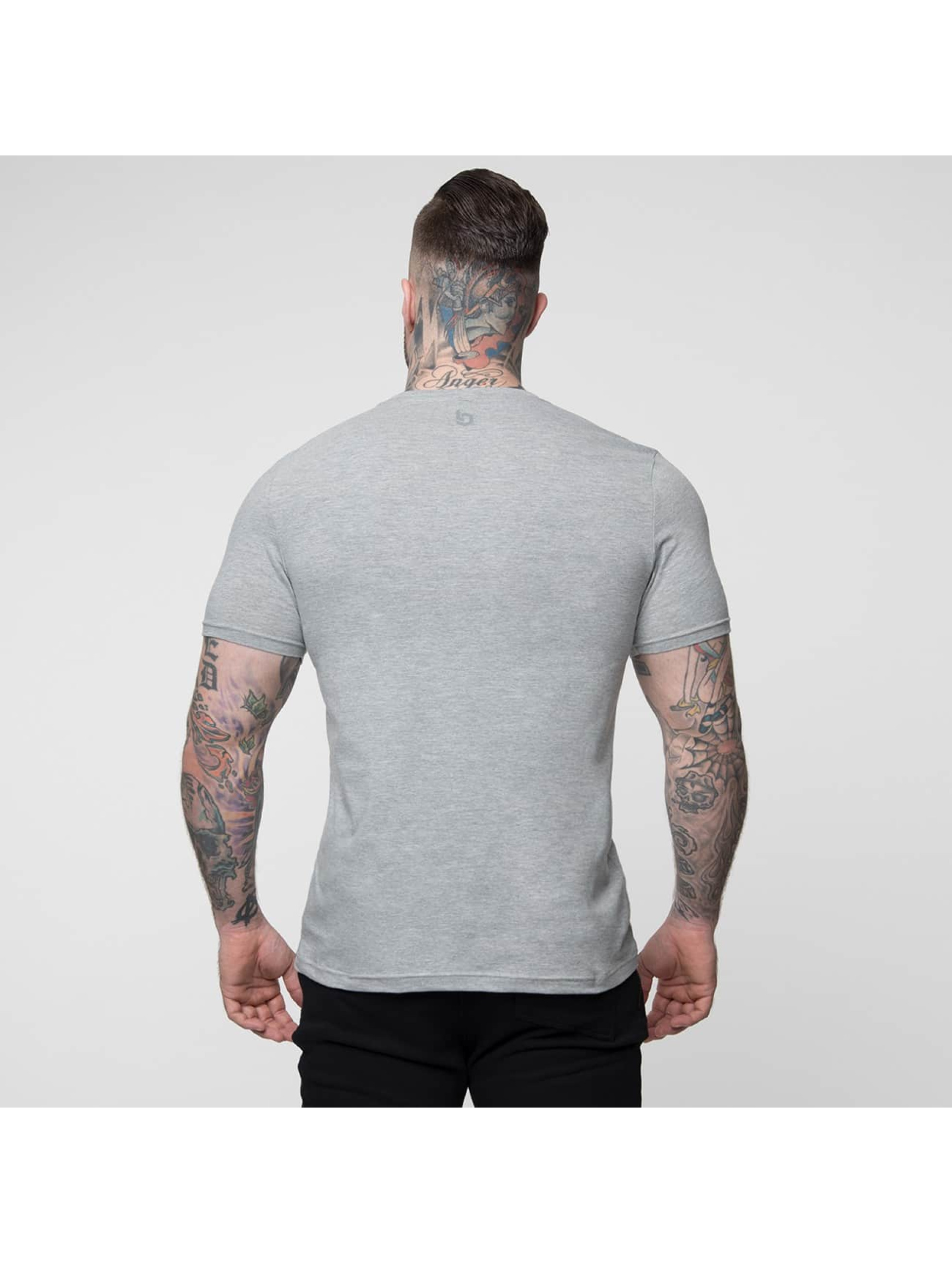 Beyond Limits T-Shirt Basic grau