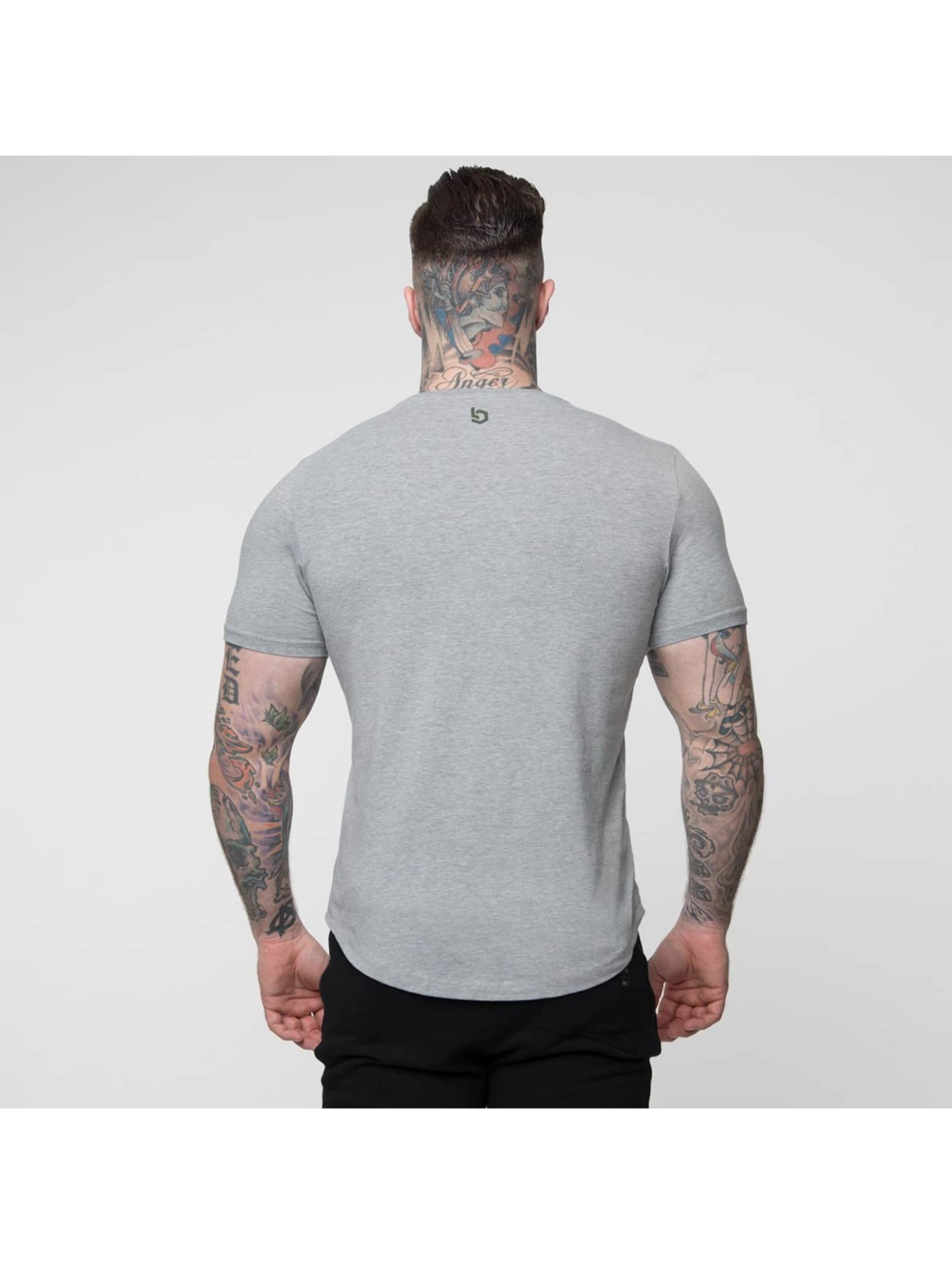 Beyond Limits t-shirt Signature grijs