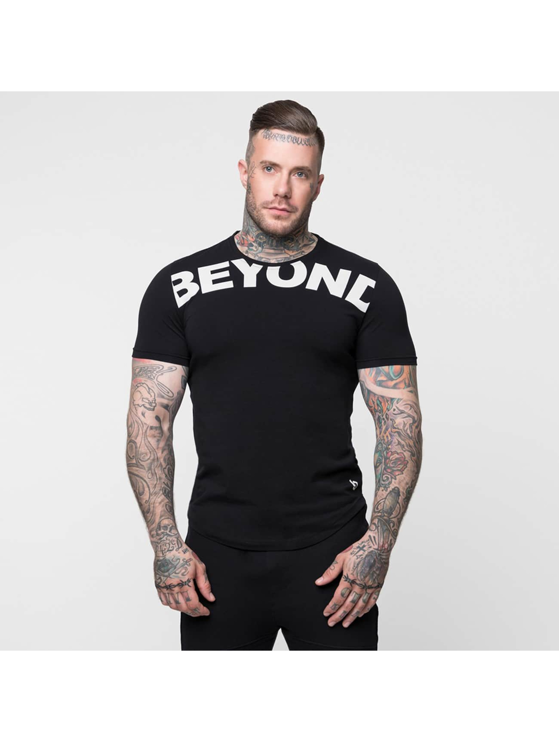 Beyond Limits T-Shirt League schwarz