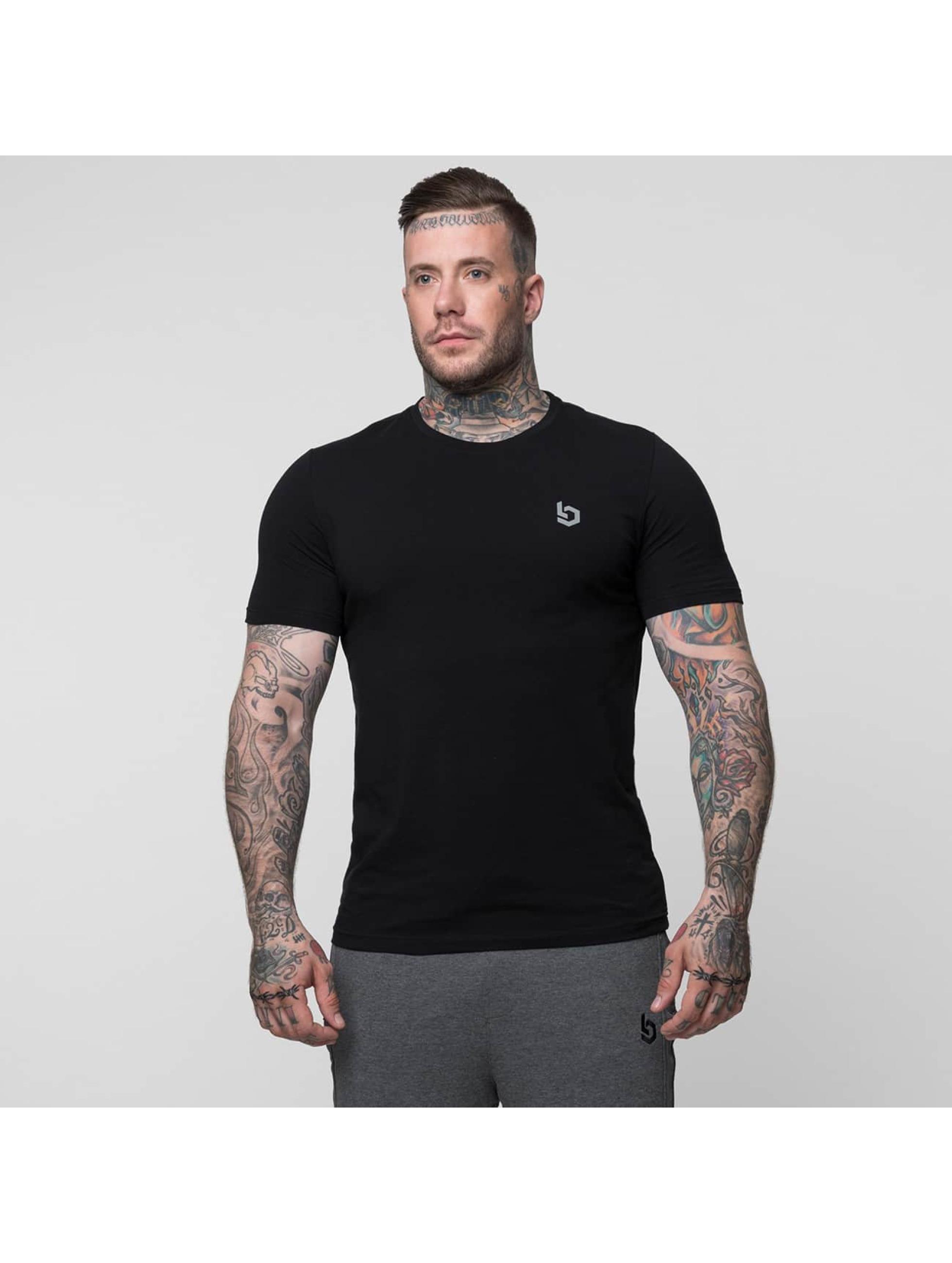 Beyond Limits T-Shirty Basic czarny