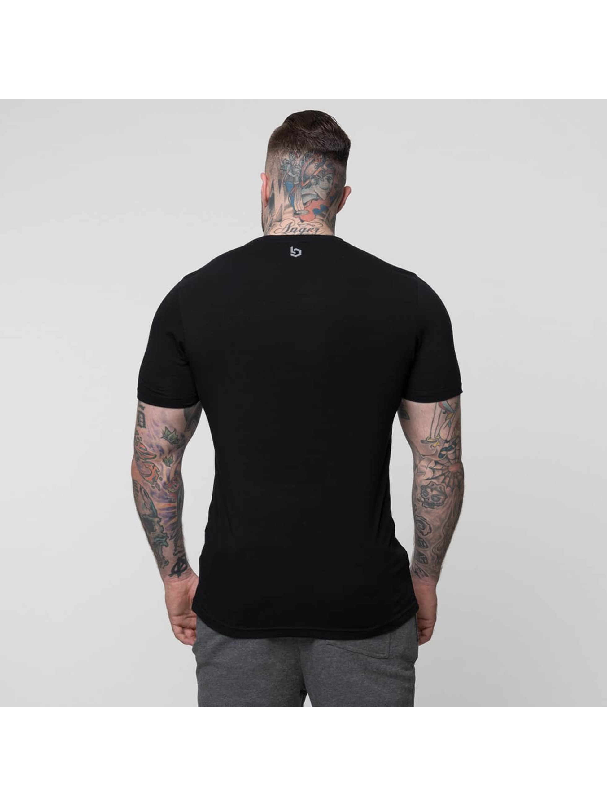 Beyond Limits T-Shirty Basic czarny