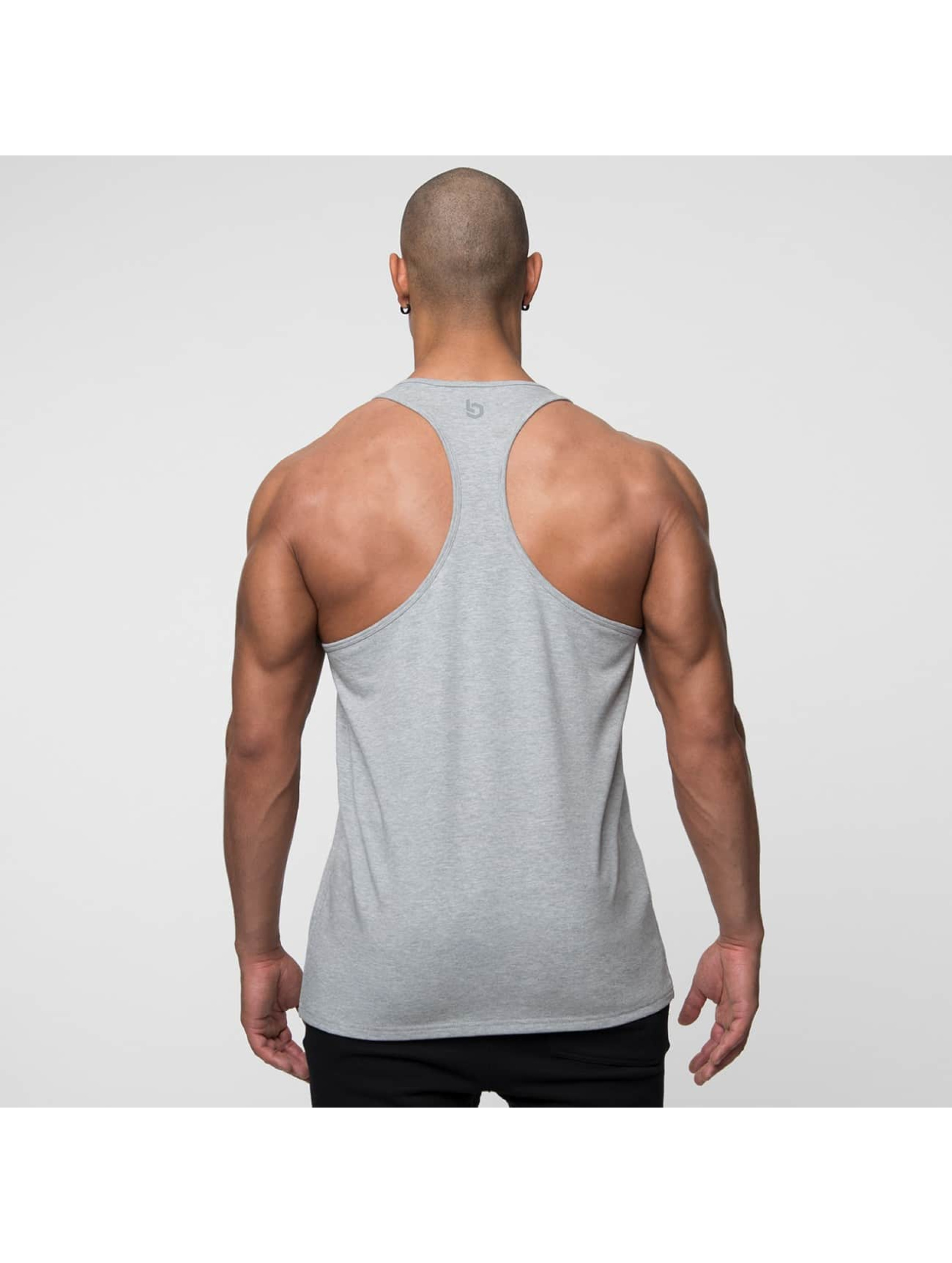 Beyond Limits Tank Tops Casual Stringer grå