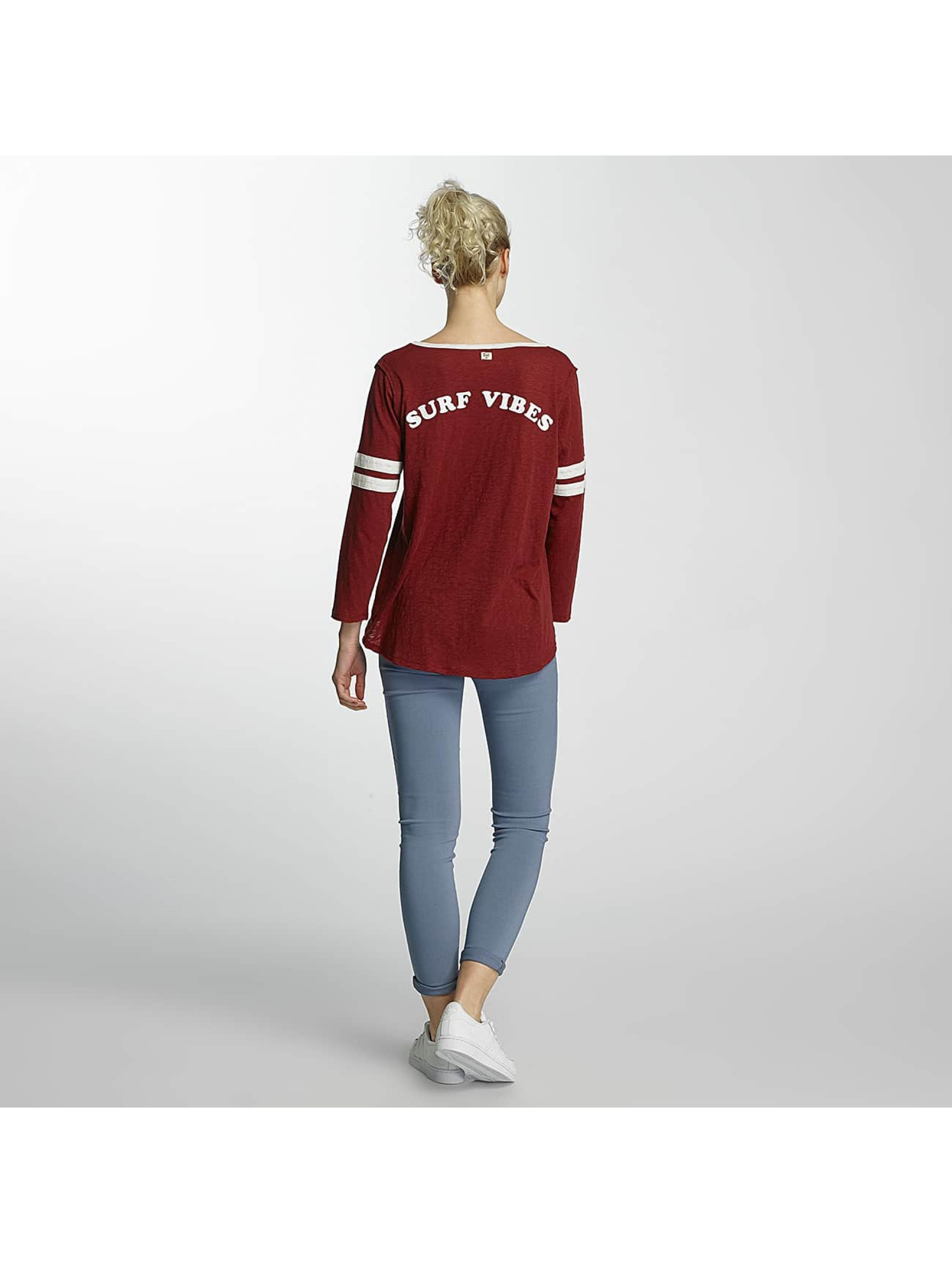Billabong Langermet Get Back Knit red