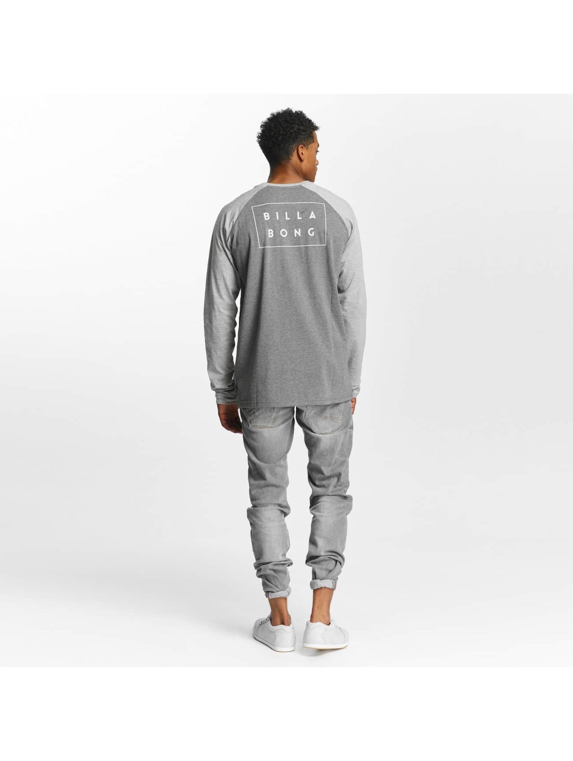 Billabong Longsleeve Die Cut gray