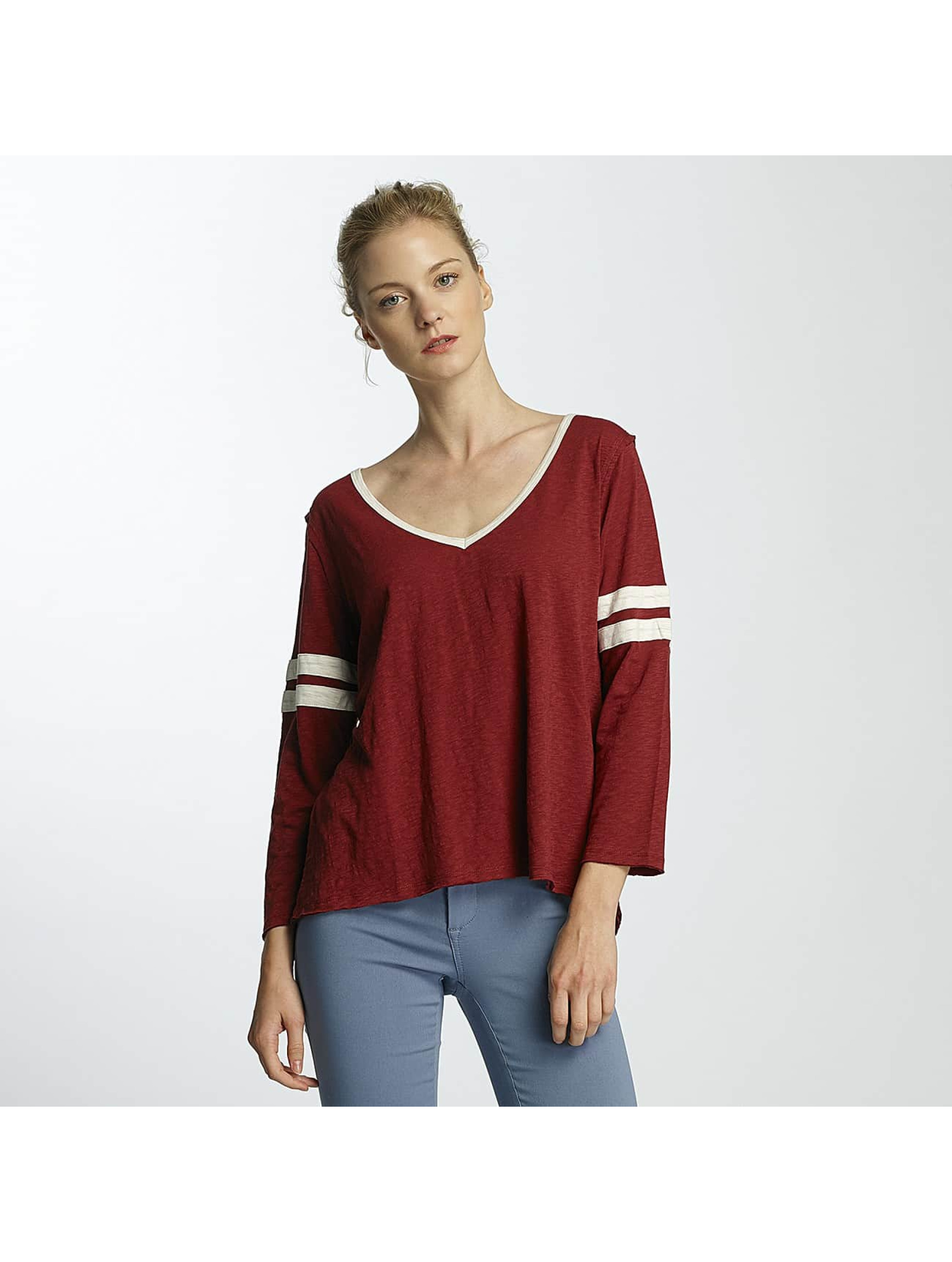 Billabong Longsleeve Get Back Knit red