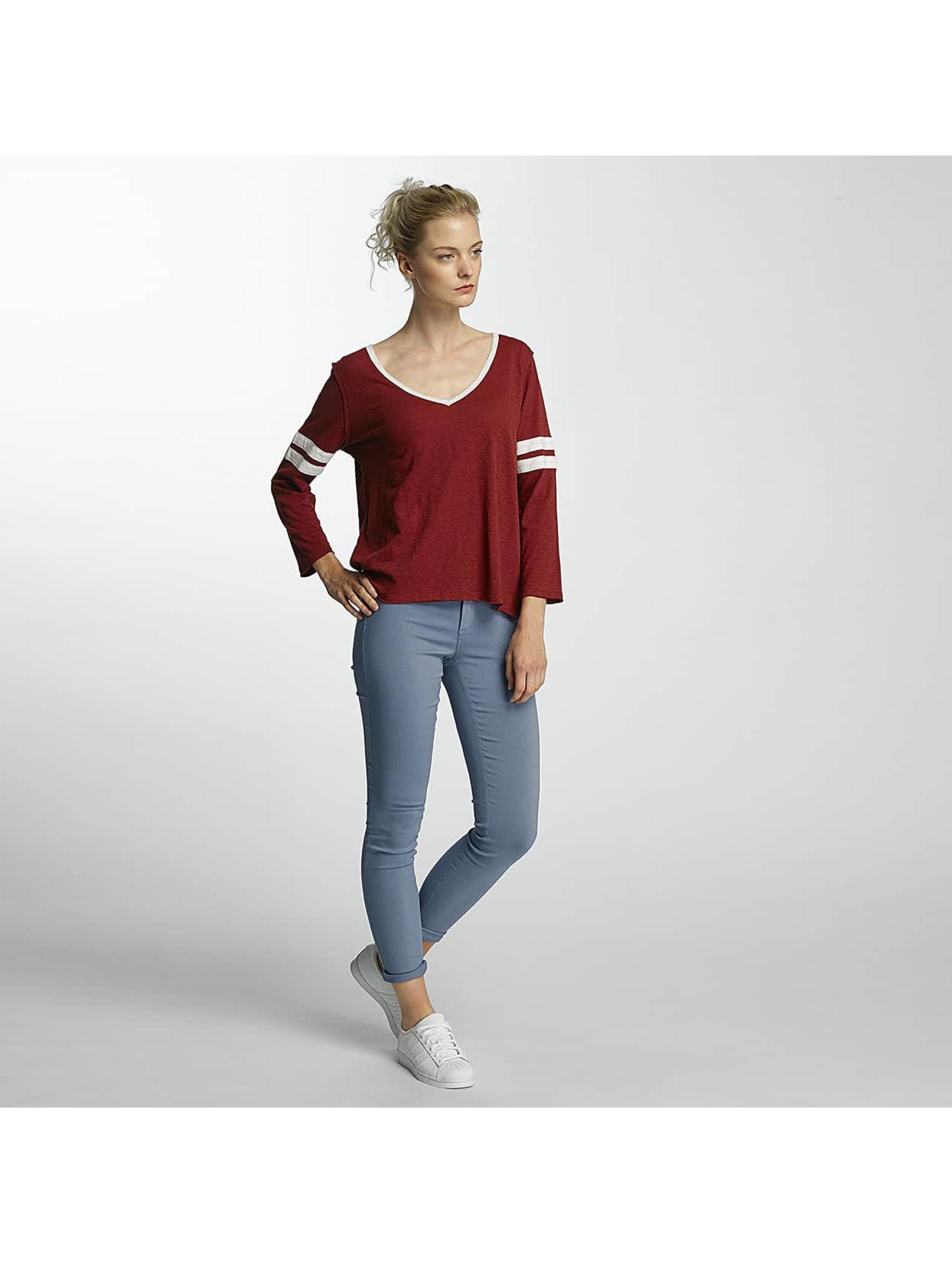 Billabong Longsleeves Get Back Knit czerwony