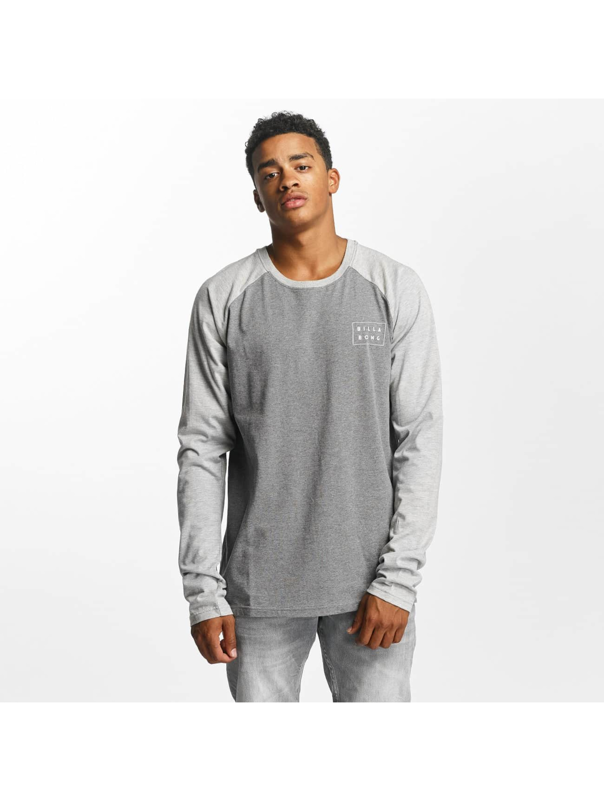 Billabong Longsleeves Die Cut szary