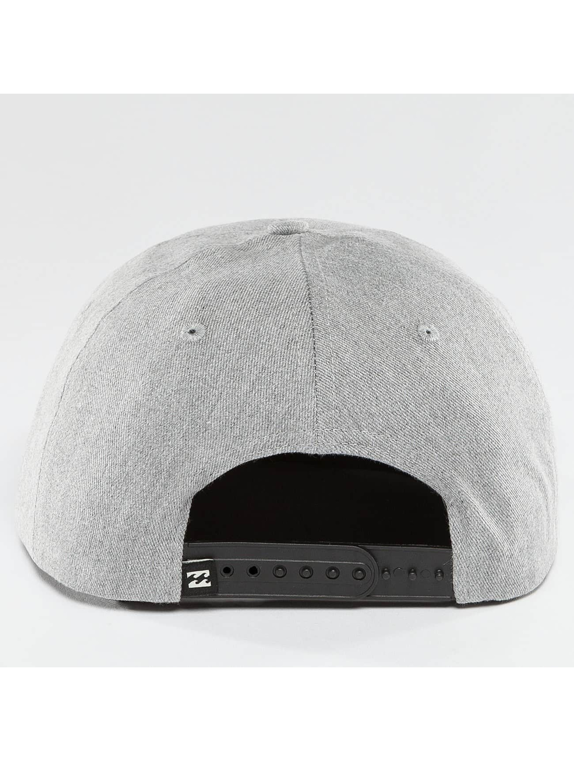 Billabong Snapback Cap Sama grey