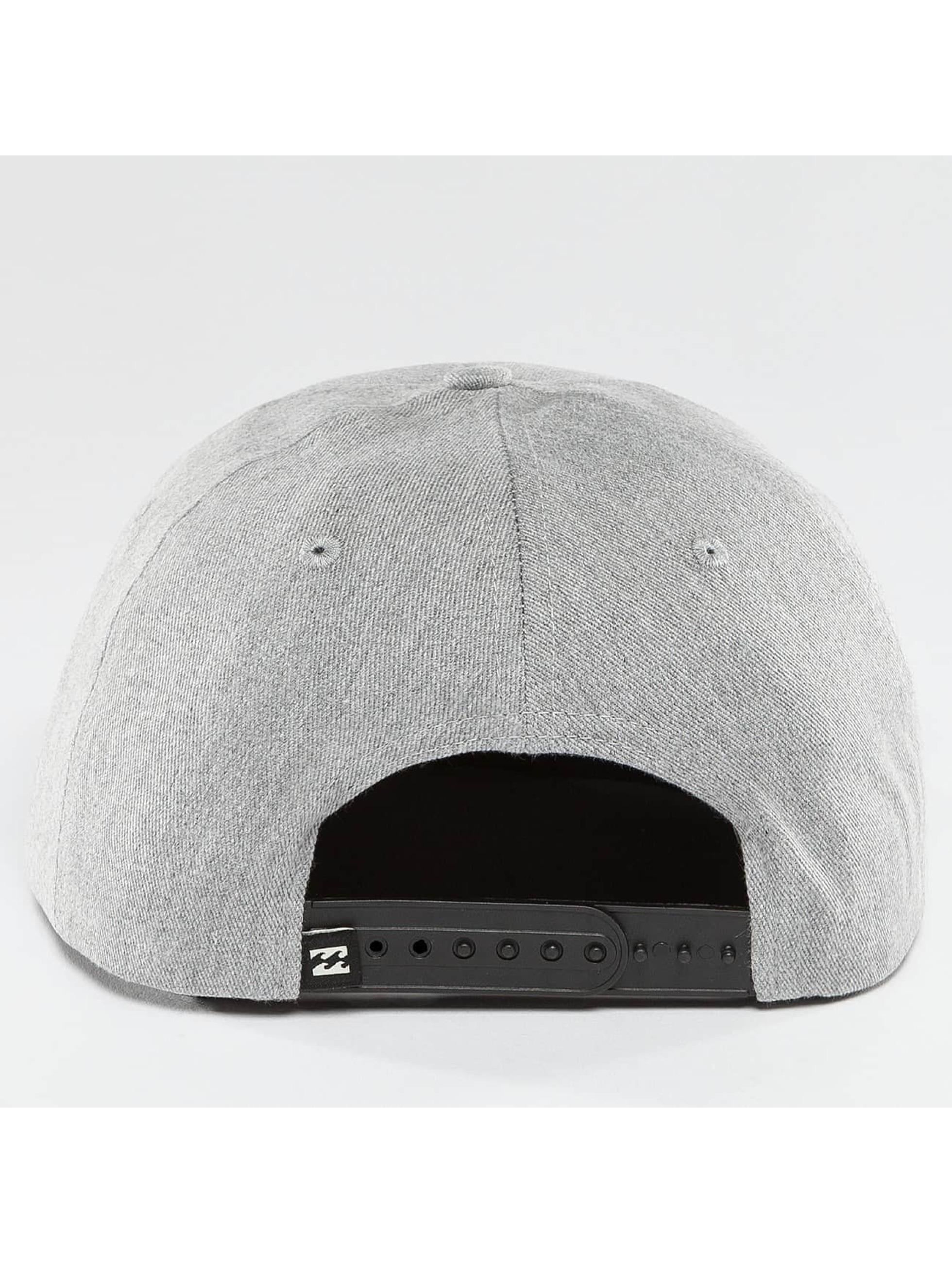 Billabong Snapback Cap Sama grey