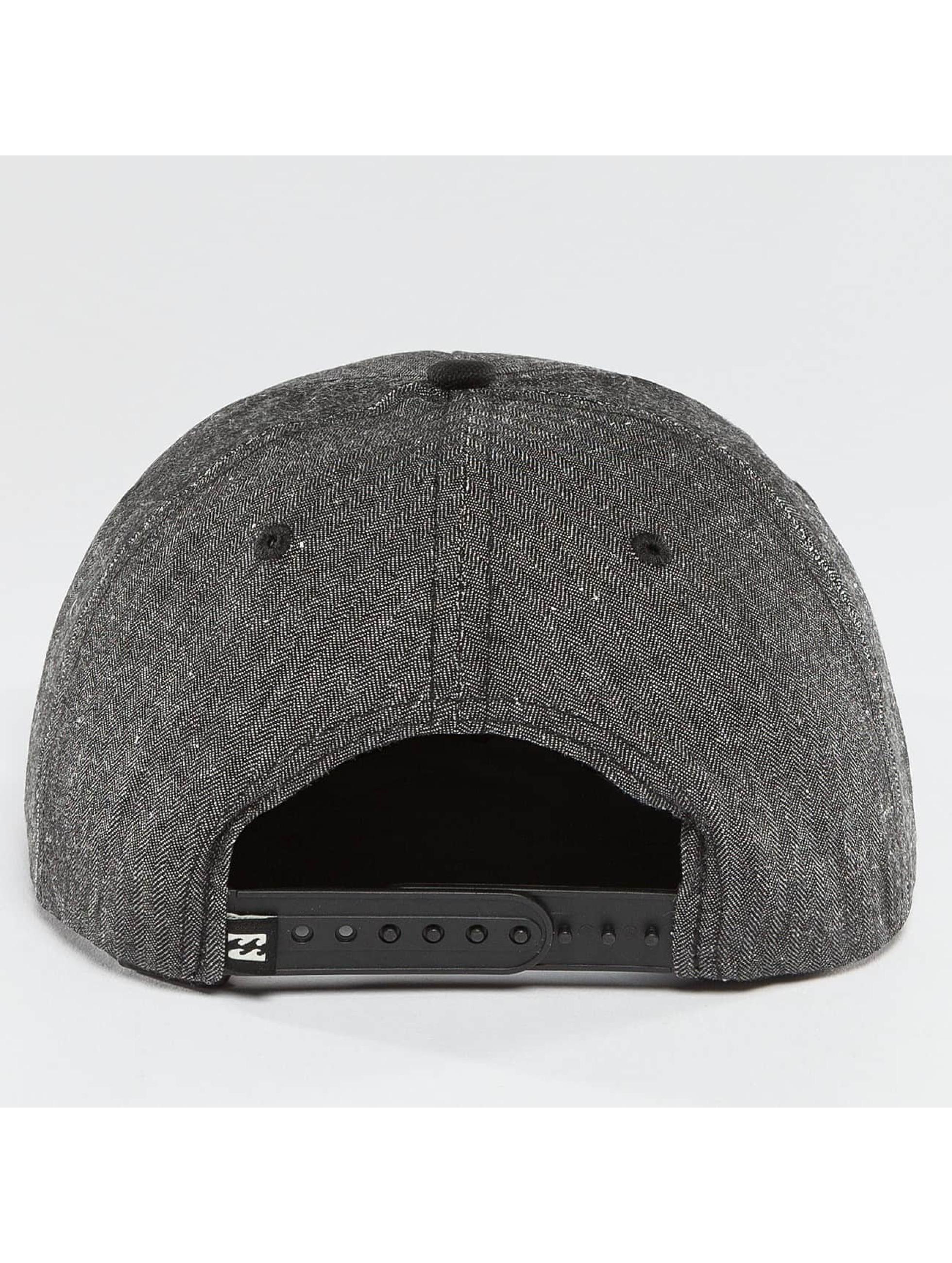 Billabong Snapback Caps Oxford svart