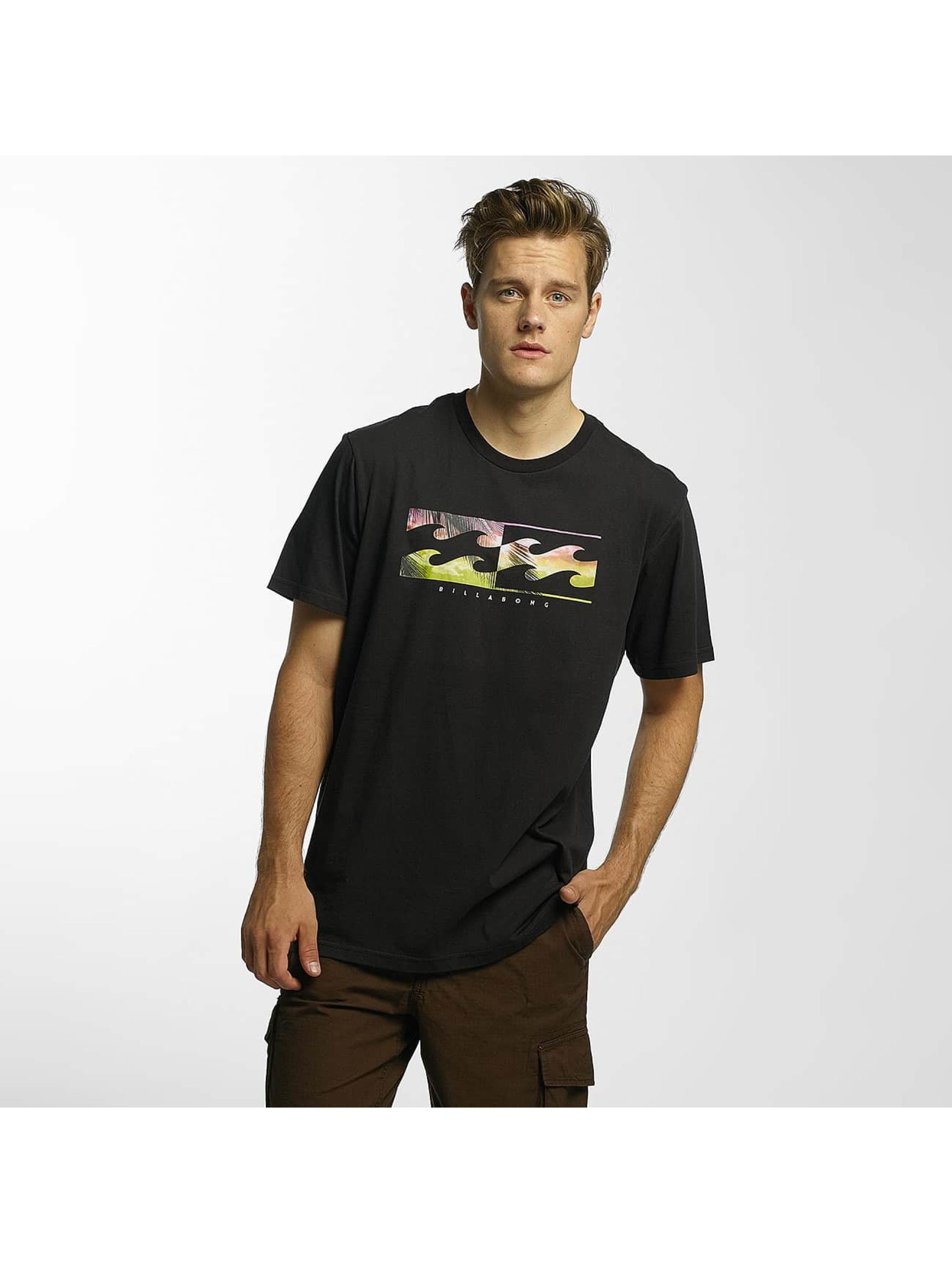 Billabong T-Shirt Inverse schwarz